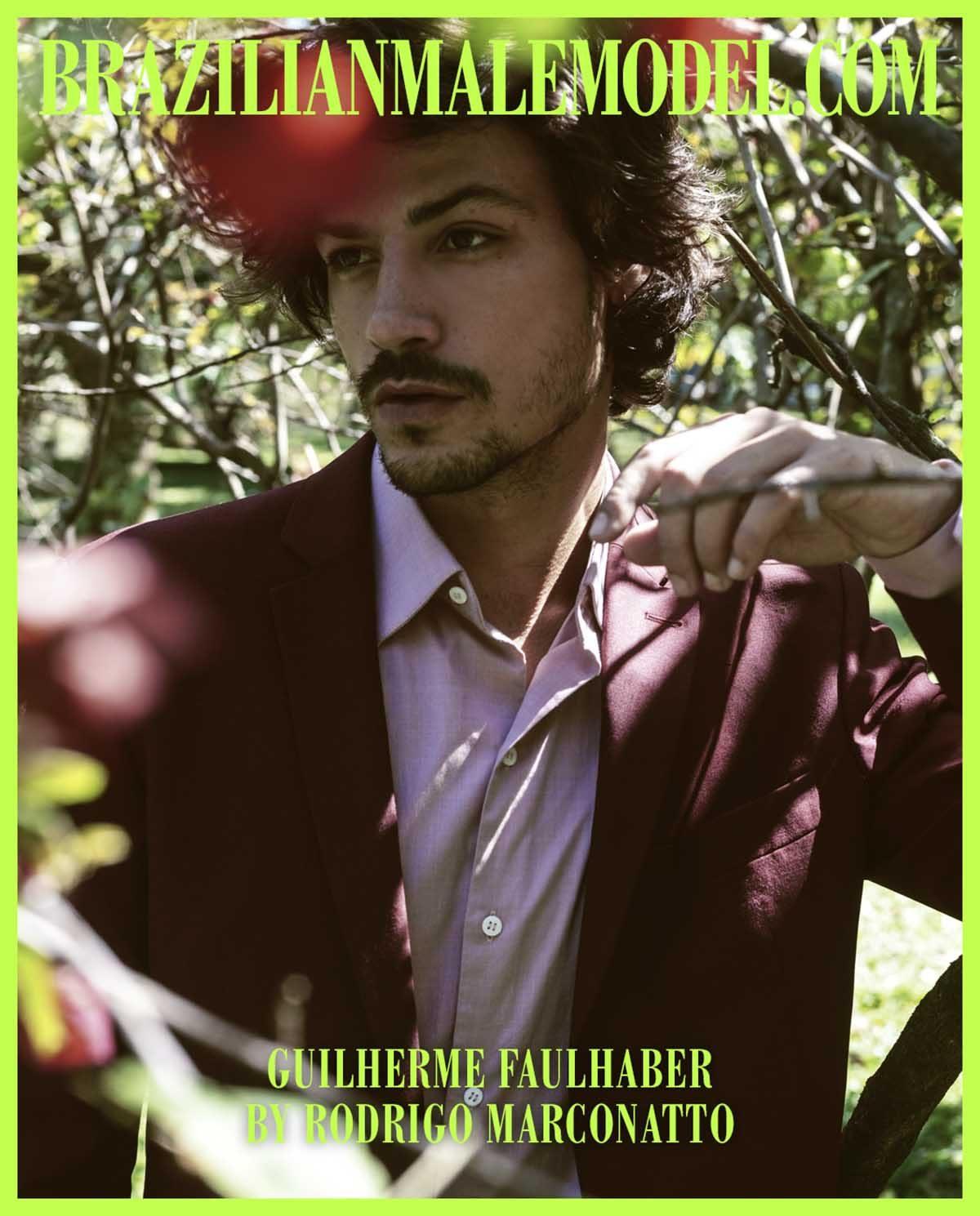 Guilherme Faulhaber by Rodrigo Marconatto