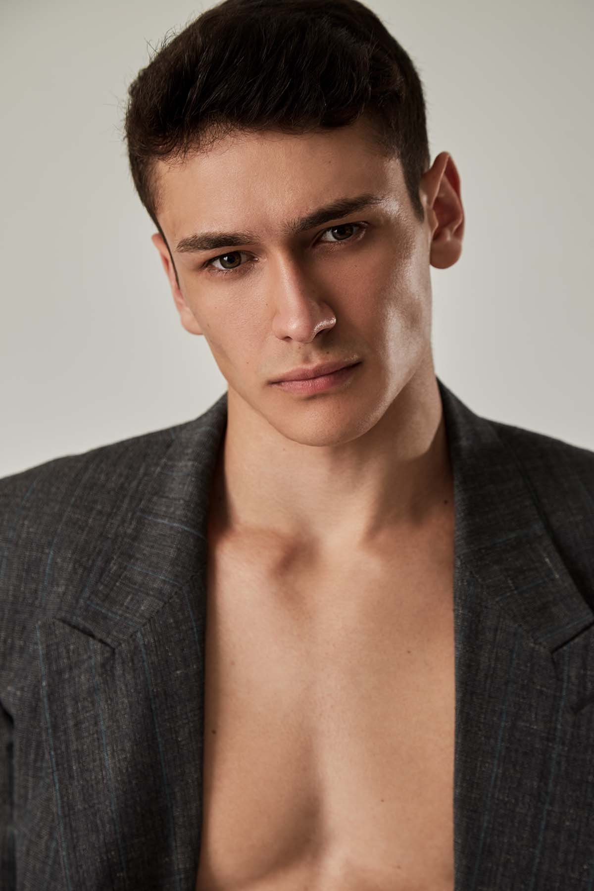 Igor Botassini by Jo Paiva for Brazilian Male Model