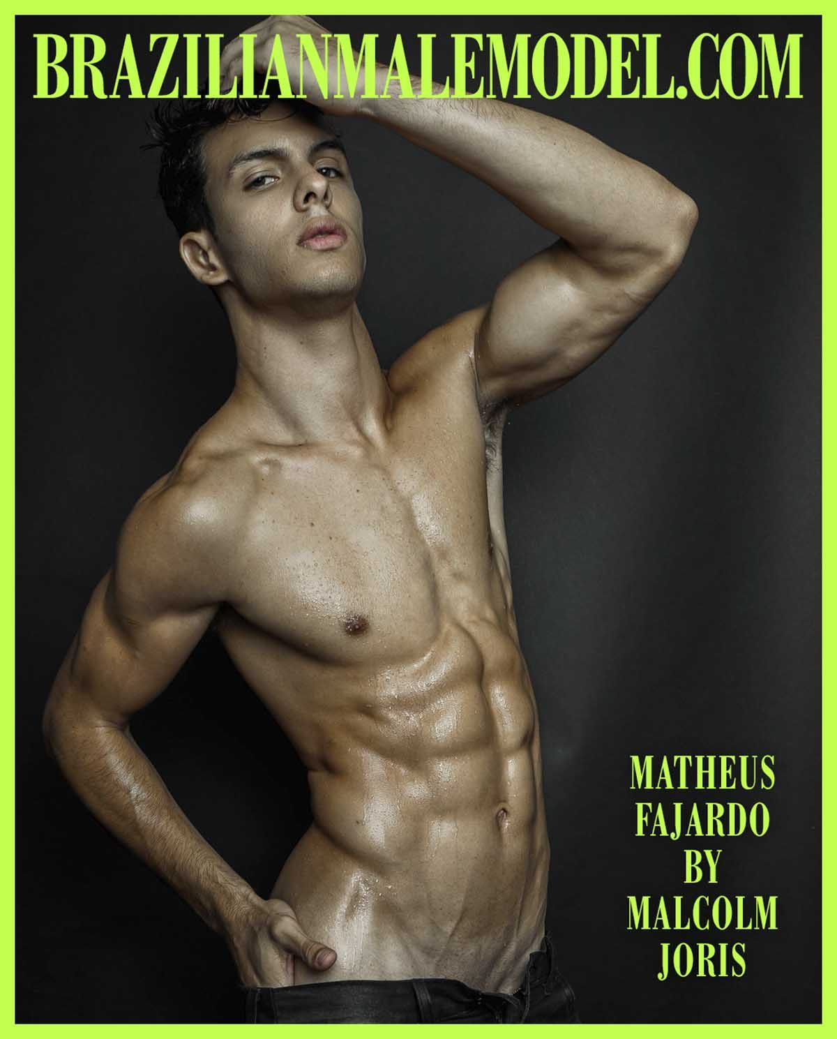 Matheus Fajardo by Malcolm Joris