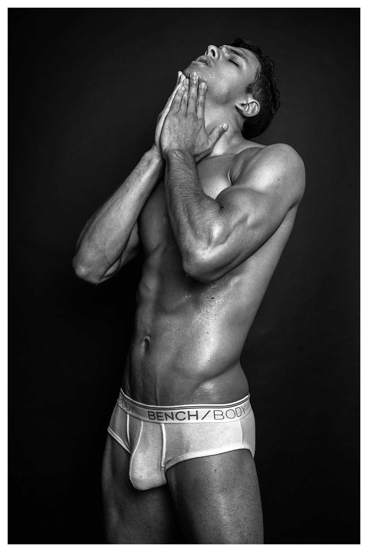 Matheus Fajardo by Malcolm Joris for Brazilian Male Model