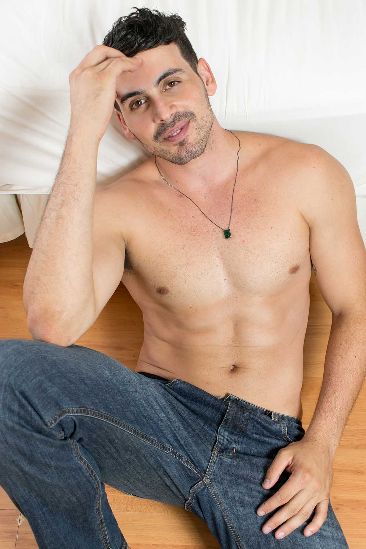 Maycon Santos by Rômulo Alberto for Brazilian Male Model
