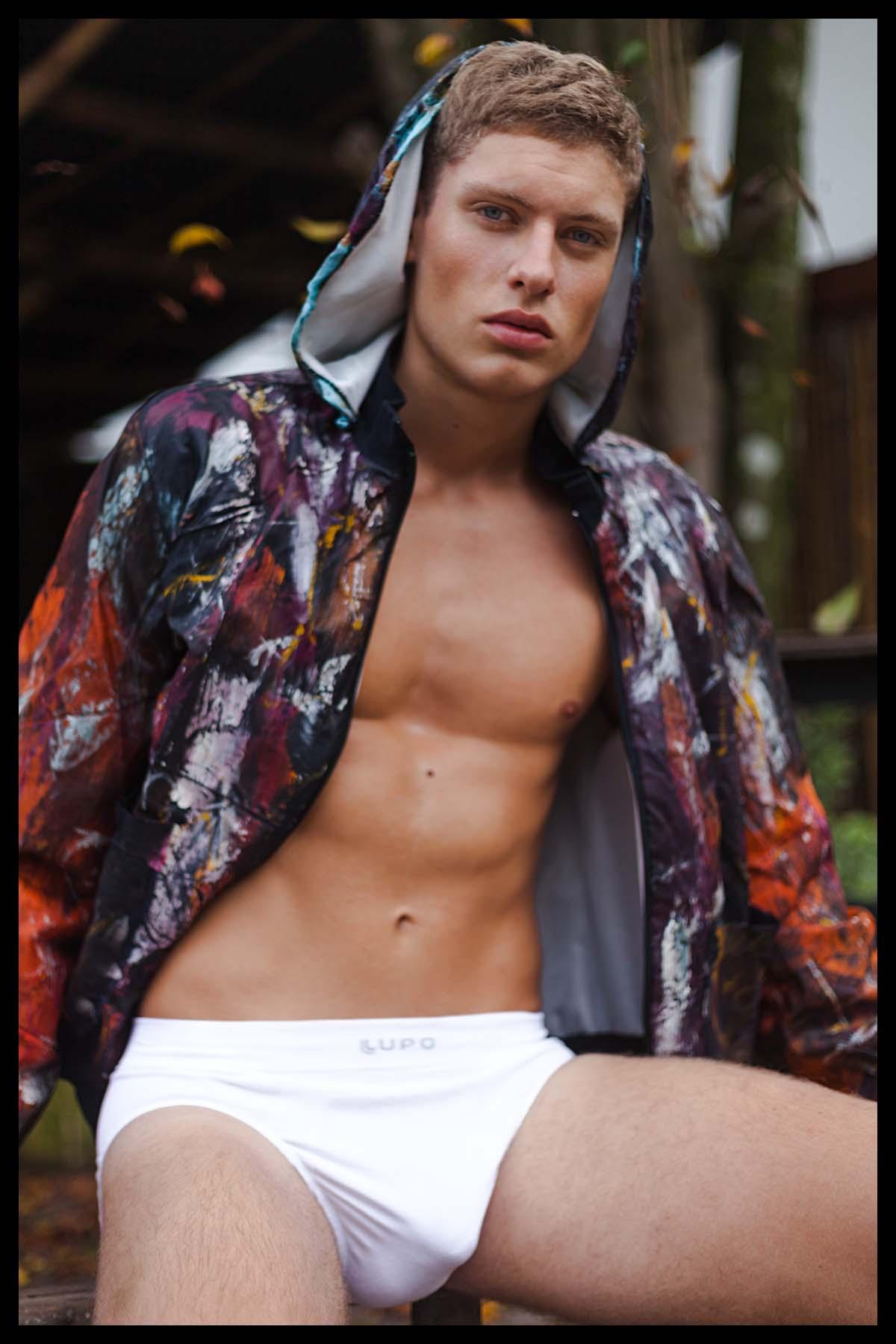 Pedro Bedran by Perspektiva for Brazilian Male Model
