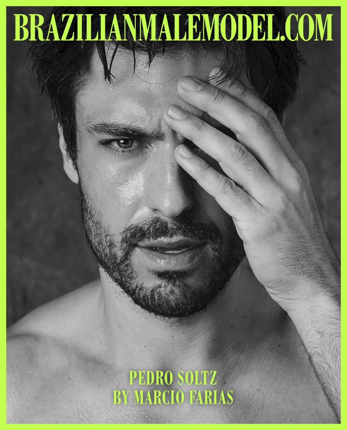 Pedro Soltz by Marcio Farias