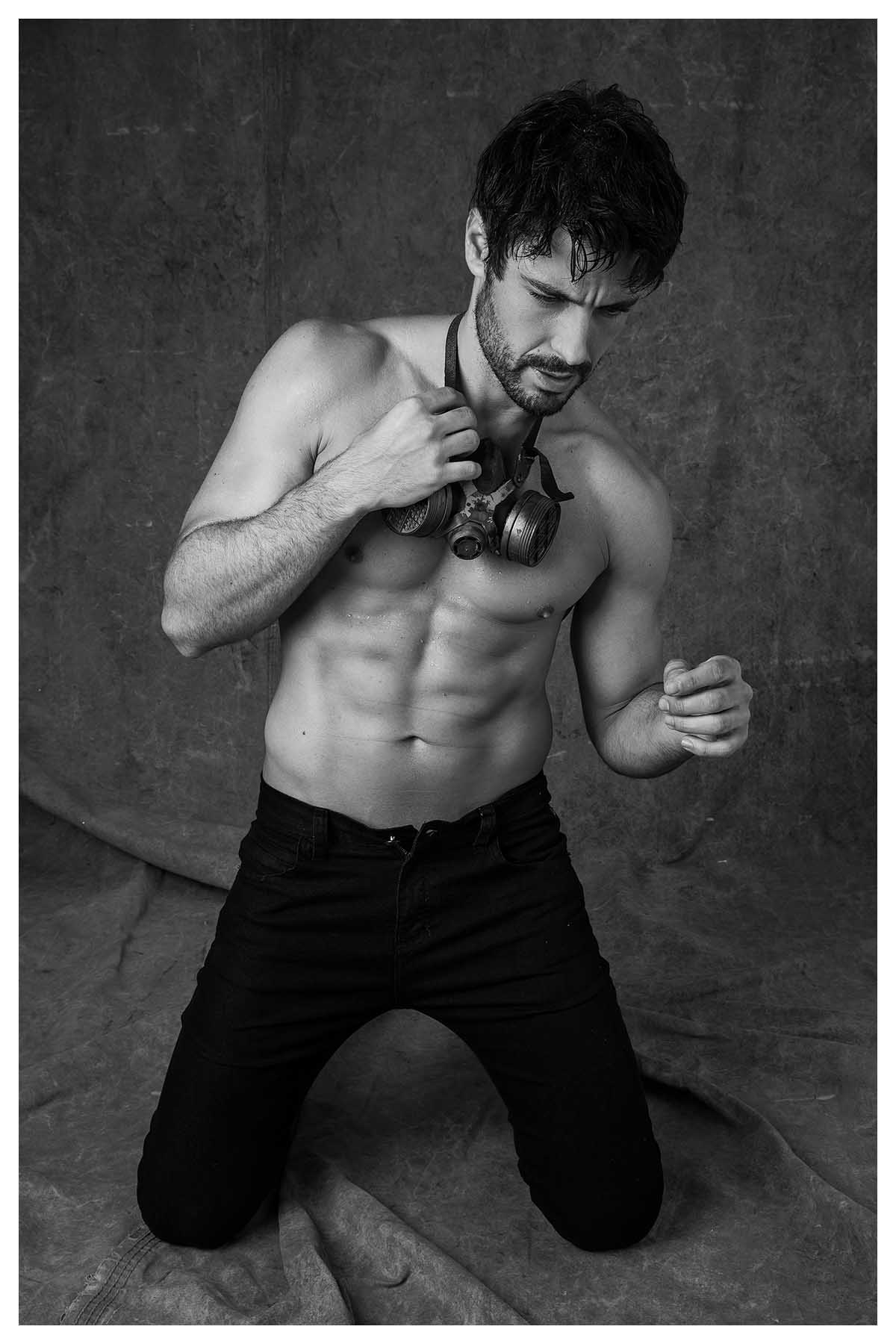 Pedro Soltz by Marcio Farias for Brazilian Male Model