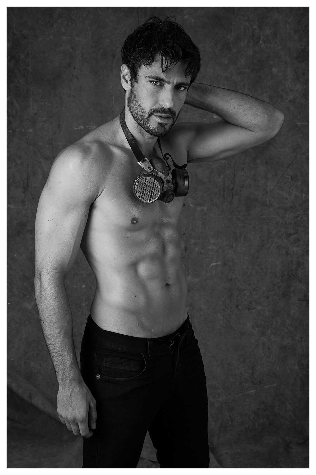 Pedro Soltz by Marcio Farias for Brazilian Male Model
