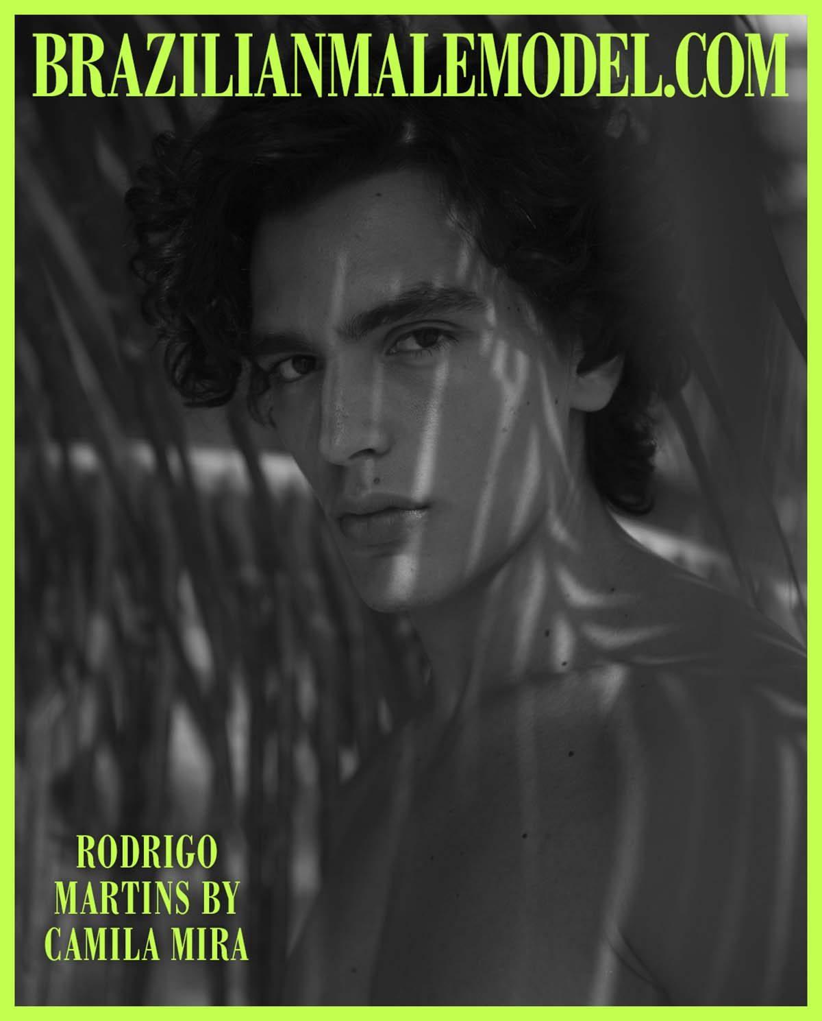 Rodrigo Martins by Camila Mira