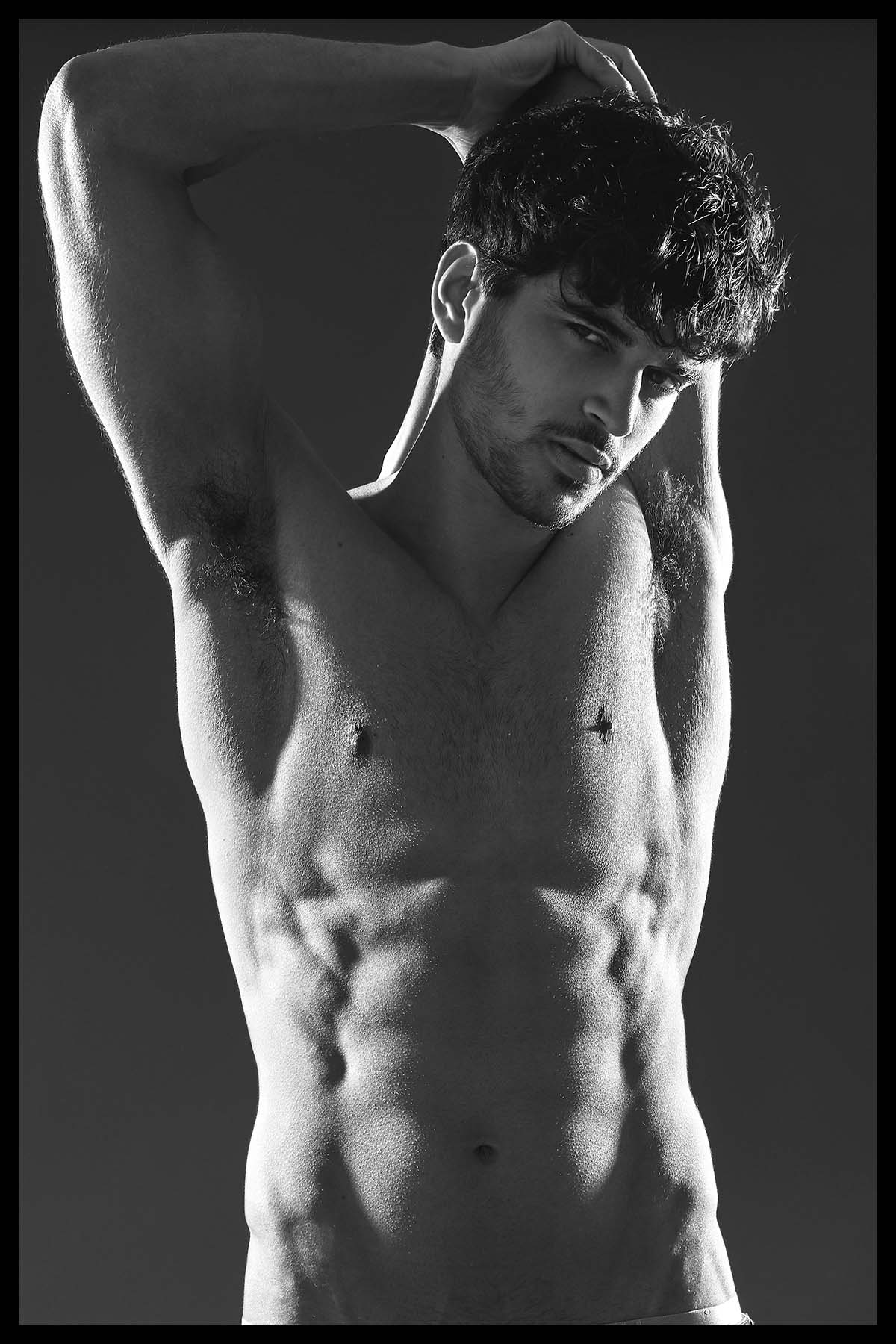 Ruy Costa by Giulio Cunico for Brazilian Male Model