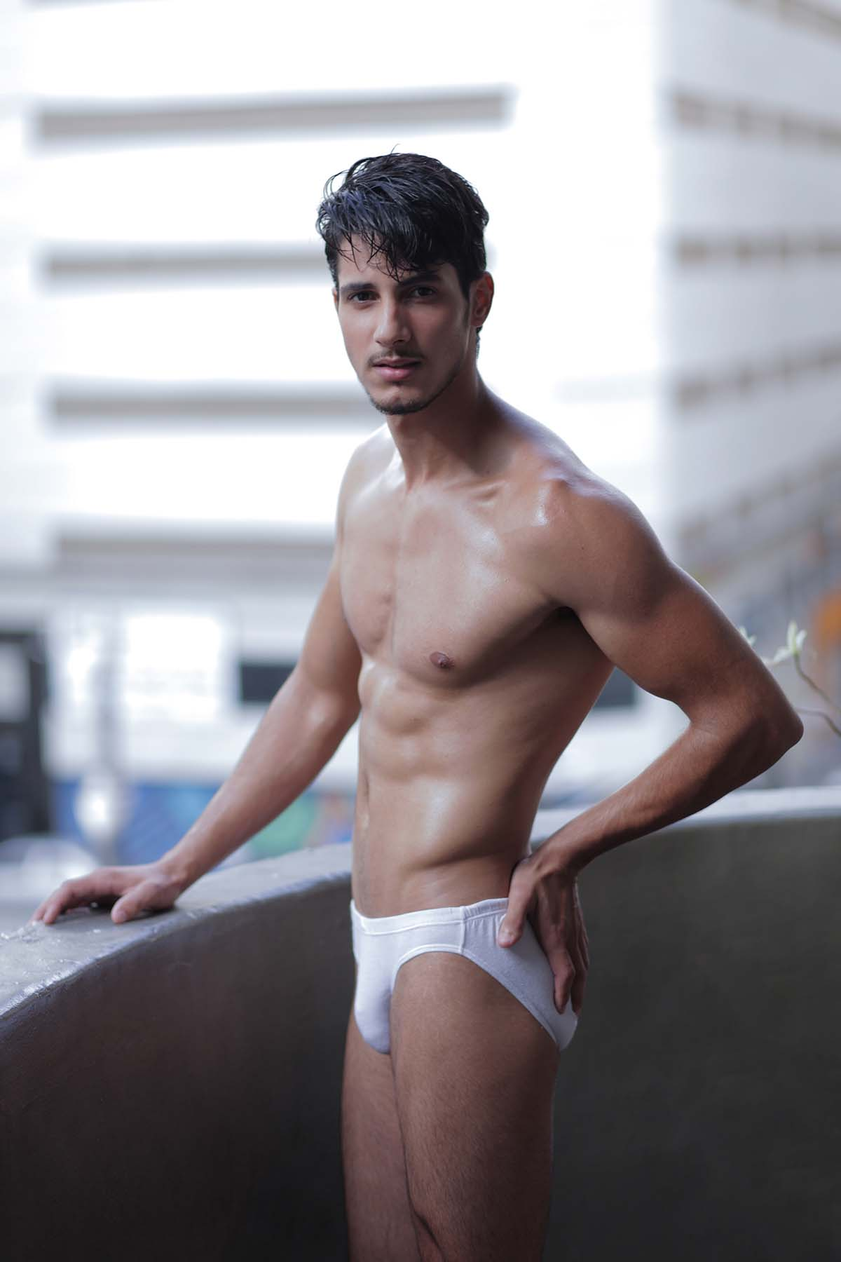Andre Elias by Junior Franch for Brazilian Male Model