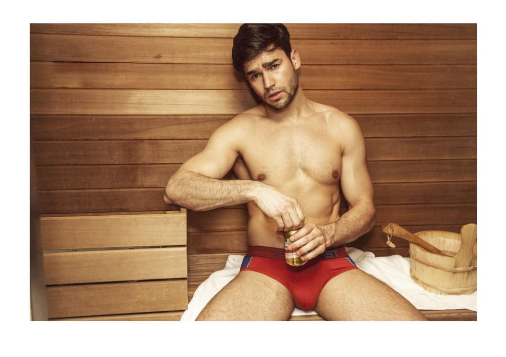 Andre Watson by Elvis Di Fazio for Brazilian Male Model