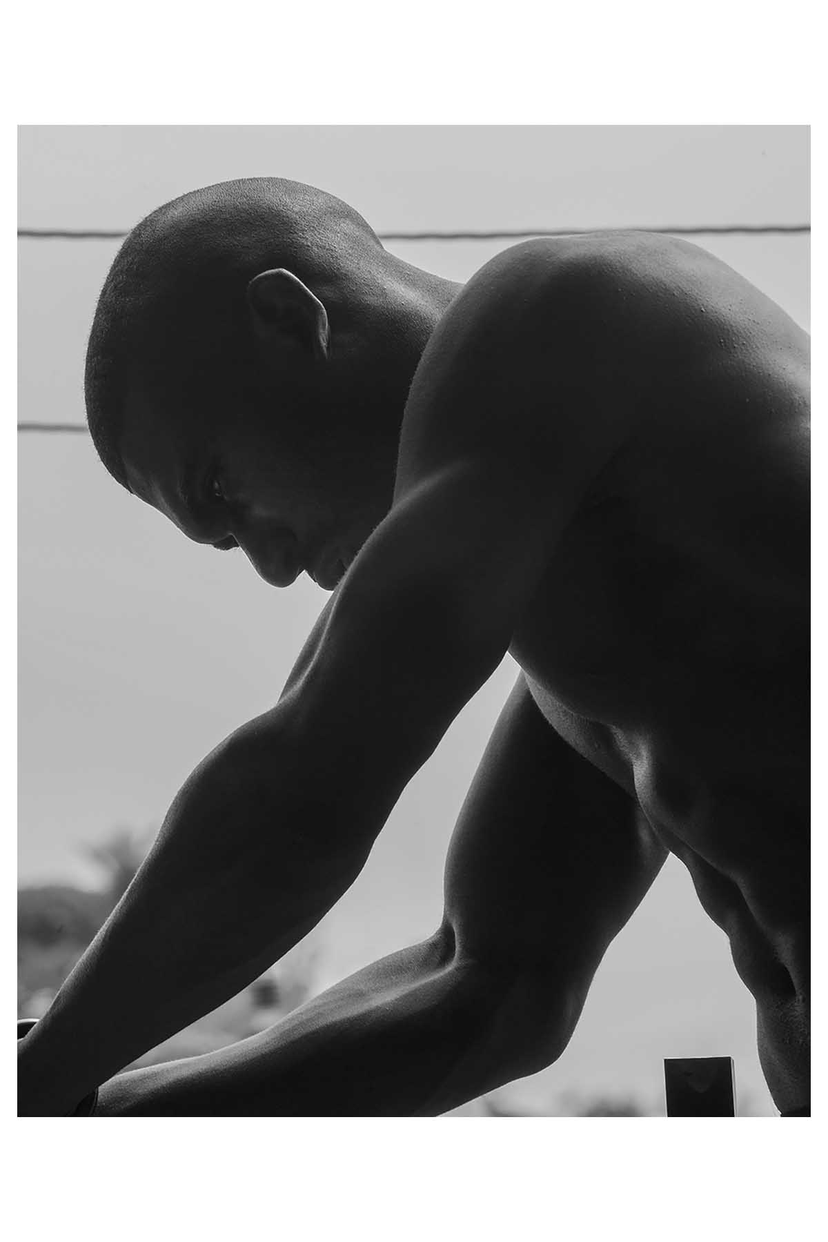 Apolo Luz by Vinícius Moreira for Brazilian Male Model