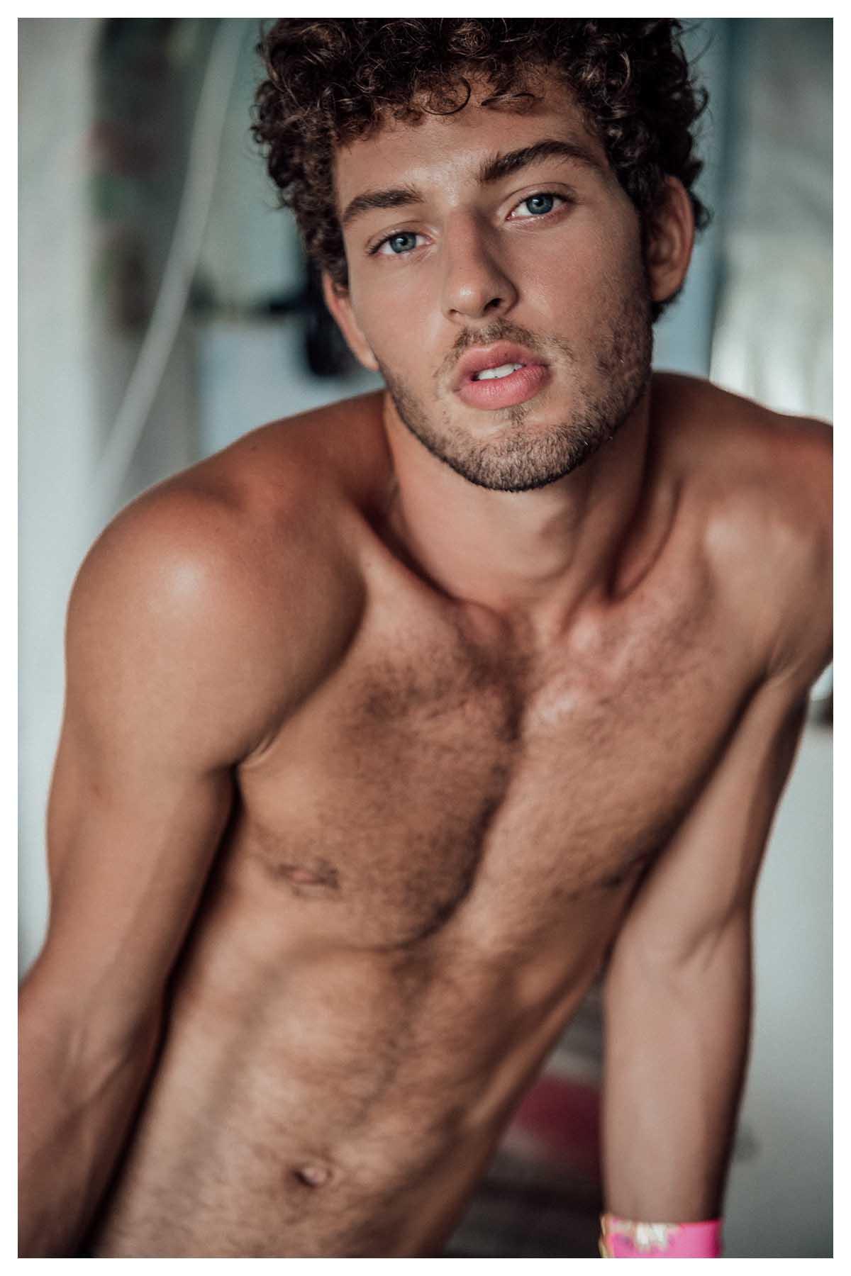 João Gana by Luciana Sposito for Brazilian Male Model