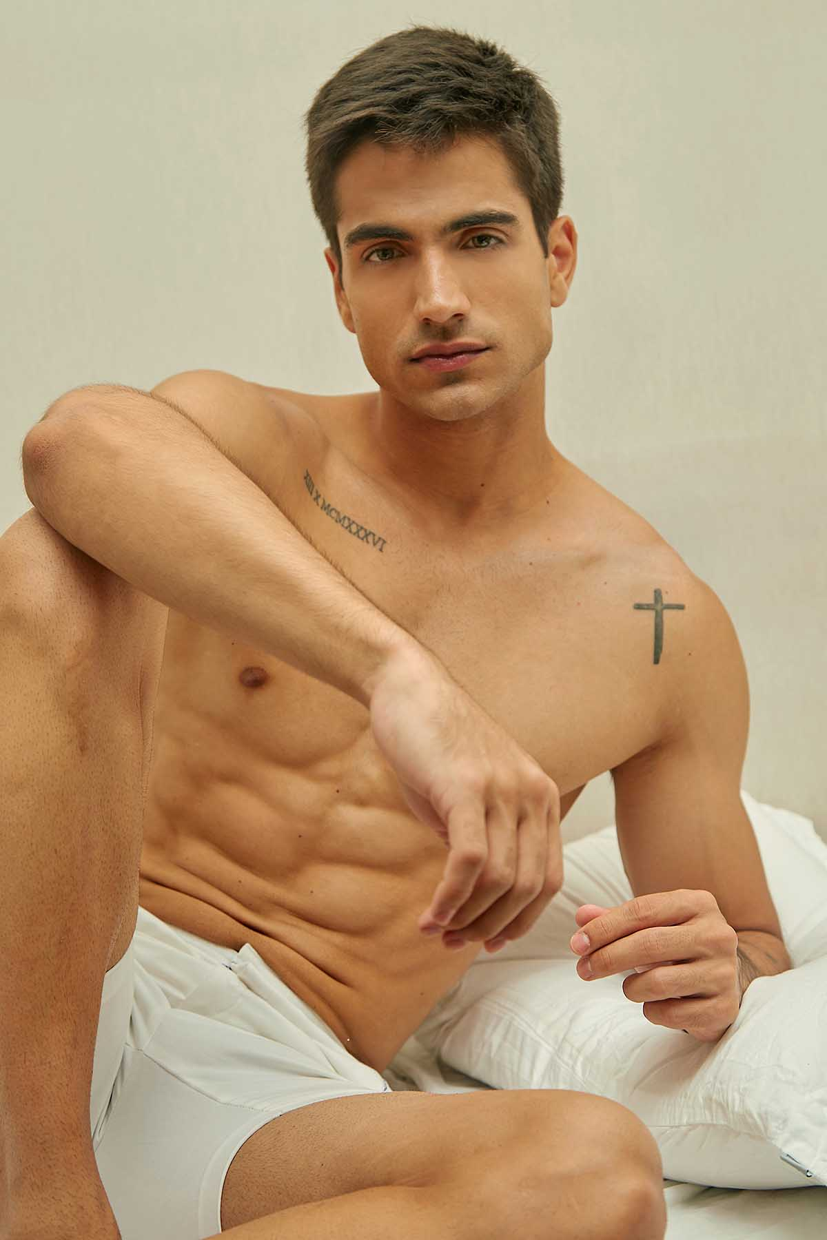 Patrick Filgueiras by Anderson Bruno for Brazilian Male Model