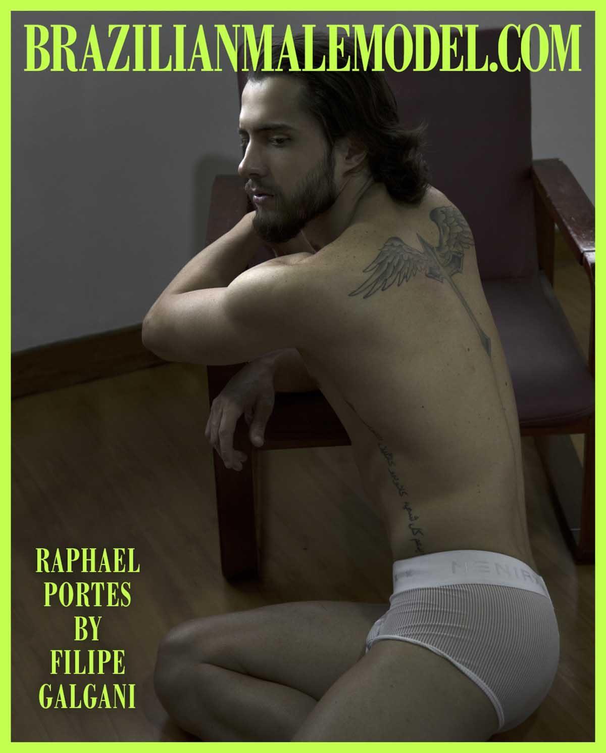 Raphael Portes by Filipe Galgani