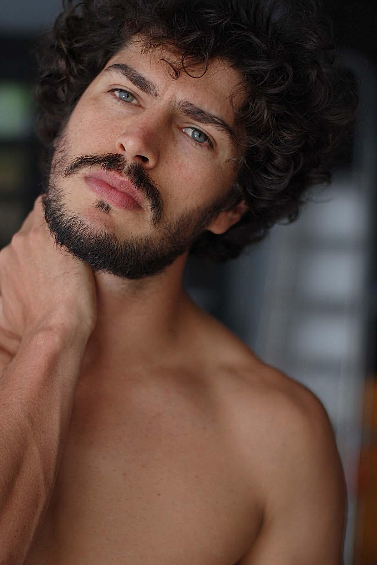 Dego Ferreira by Vinicius Zievinic for Brazilian Male Model