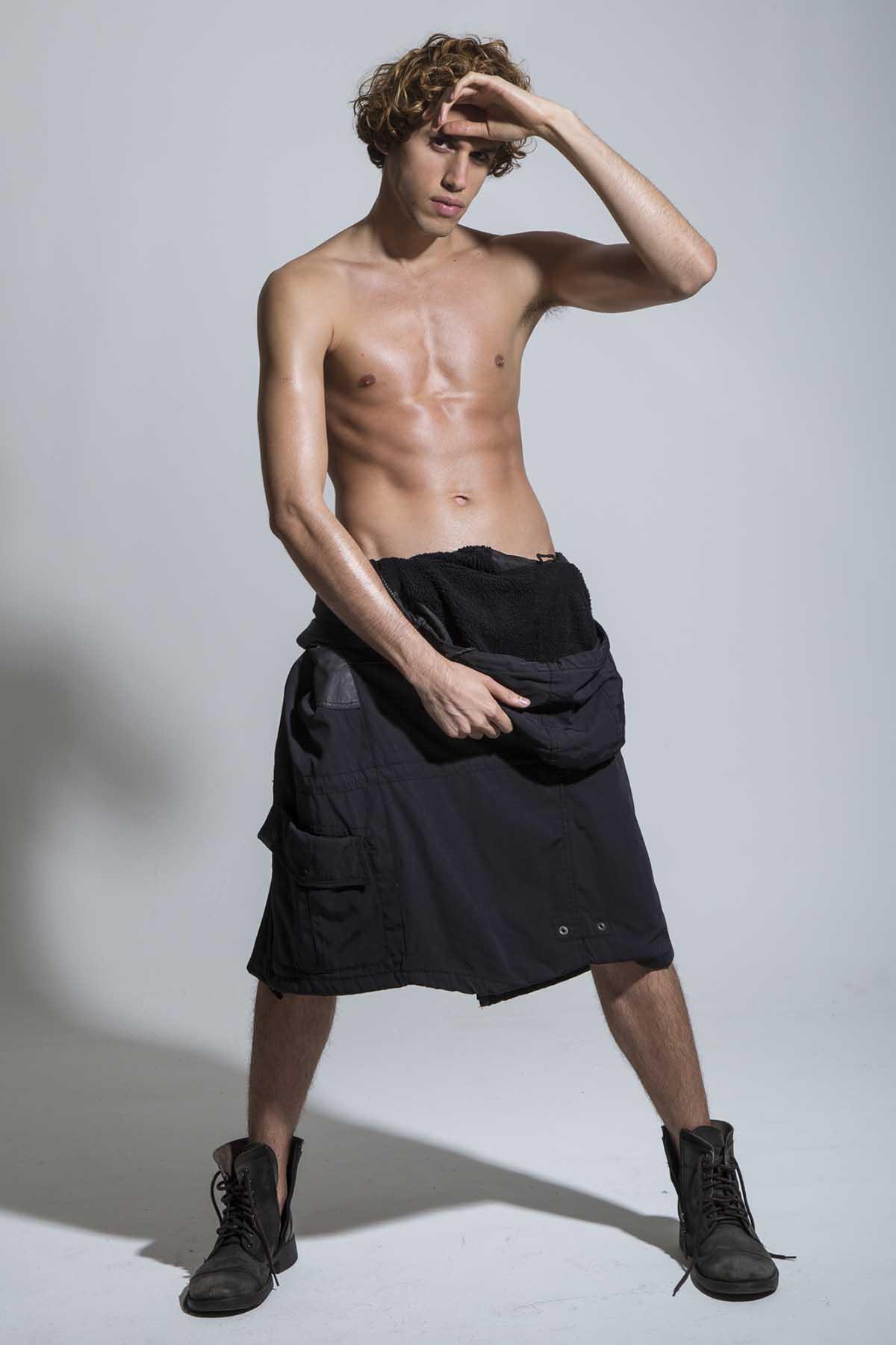 Eduardo Galeoni by Marcio Honorato for Brazilian Male Model
