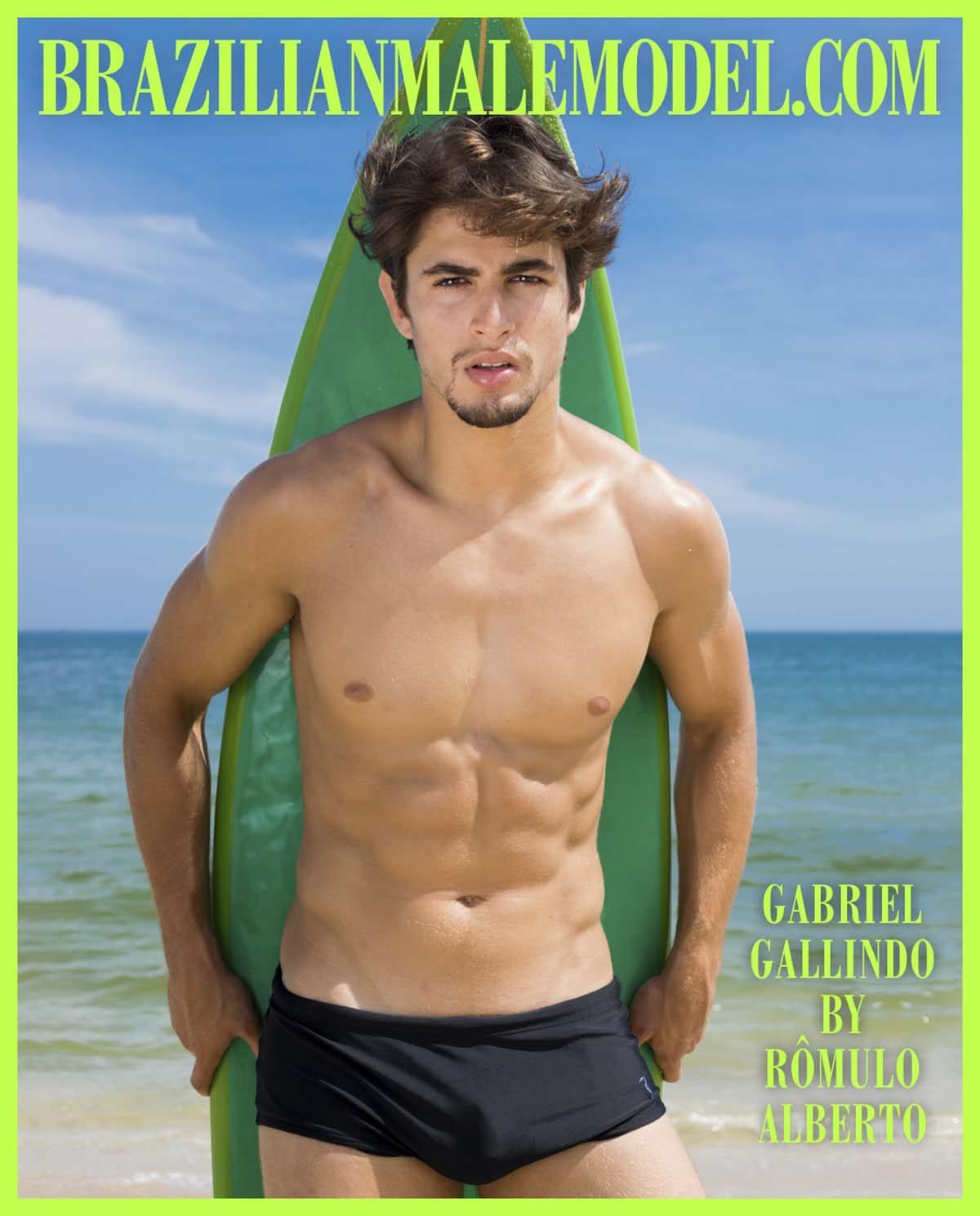 Gabriel Galindo by Rômulo Alberto