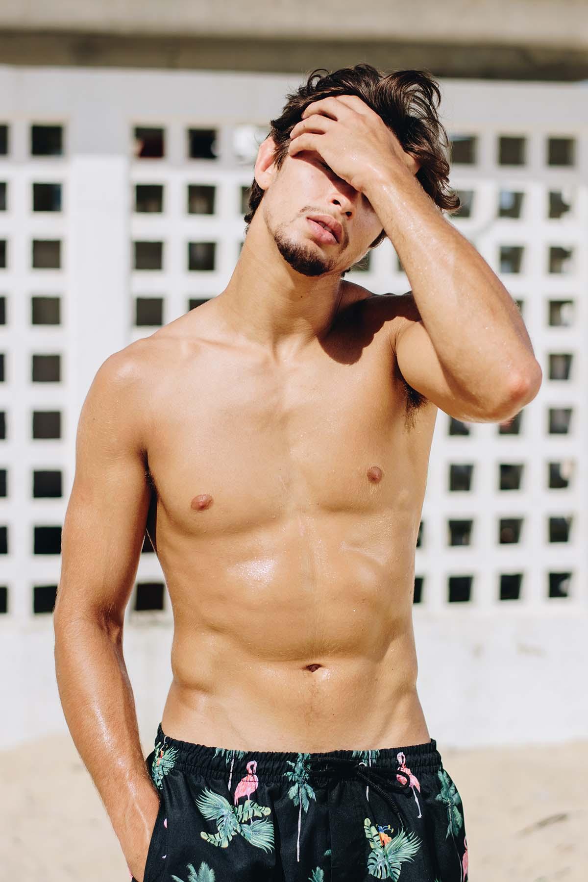Gabriel Galindo by Rômulo Alberto for Brazilian Male Model