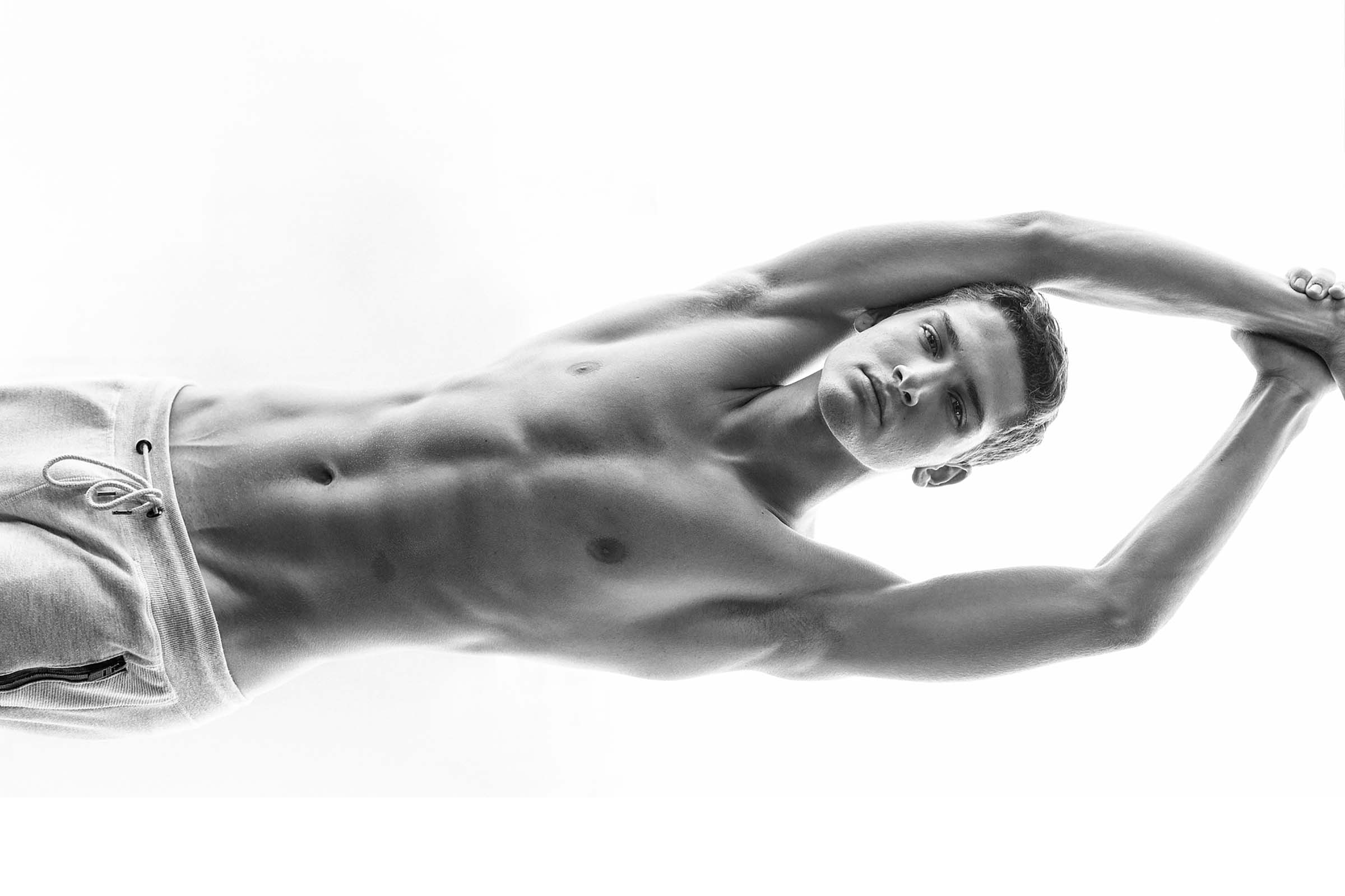 George Castro by Danilo Friedl for Brazilian Male Model
