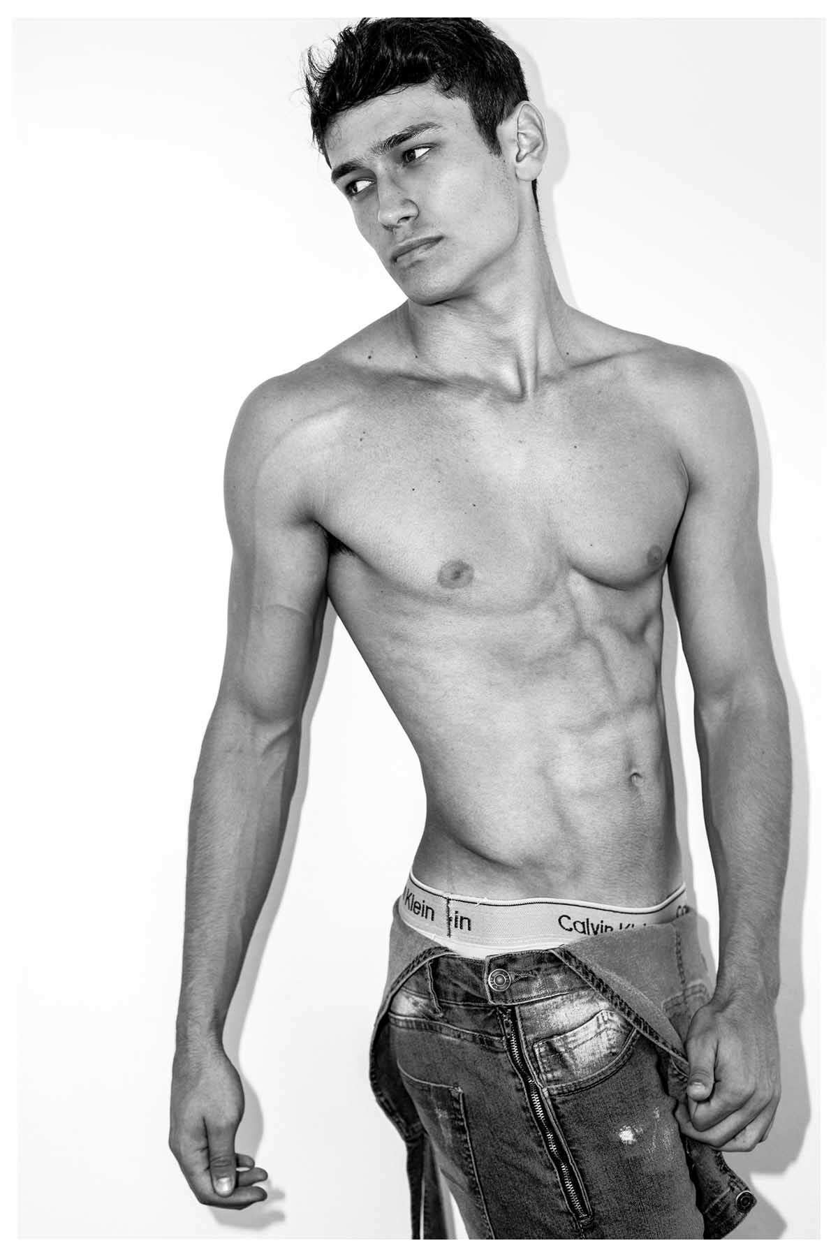 Igor Botassini by Danilo Friedl for Brazilian Male Model