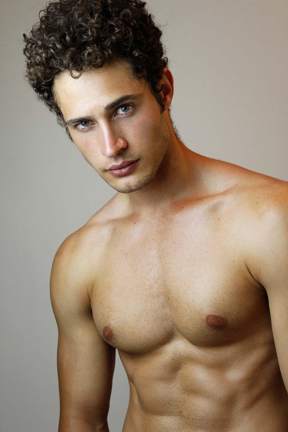 Kaian Bentlin by Carlos Mora for Brazilian Male Model