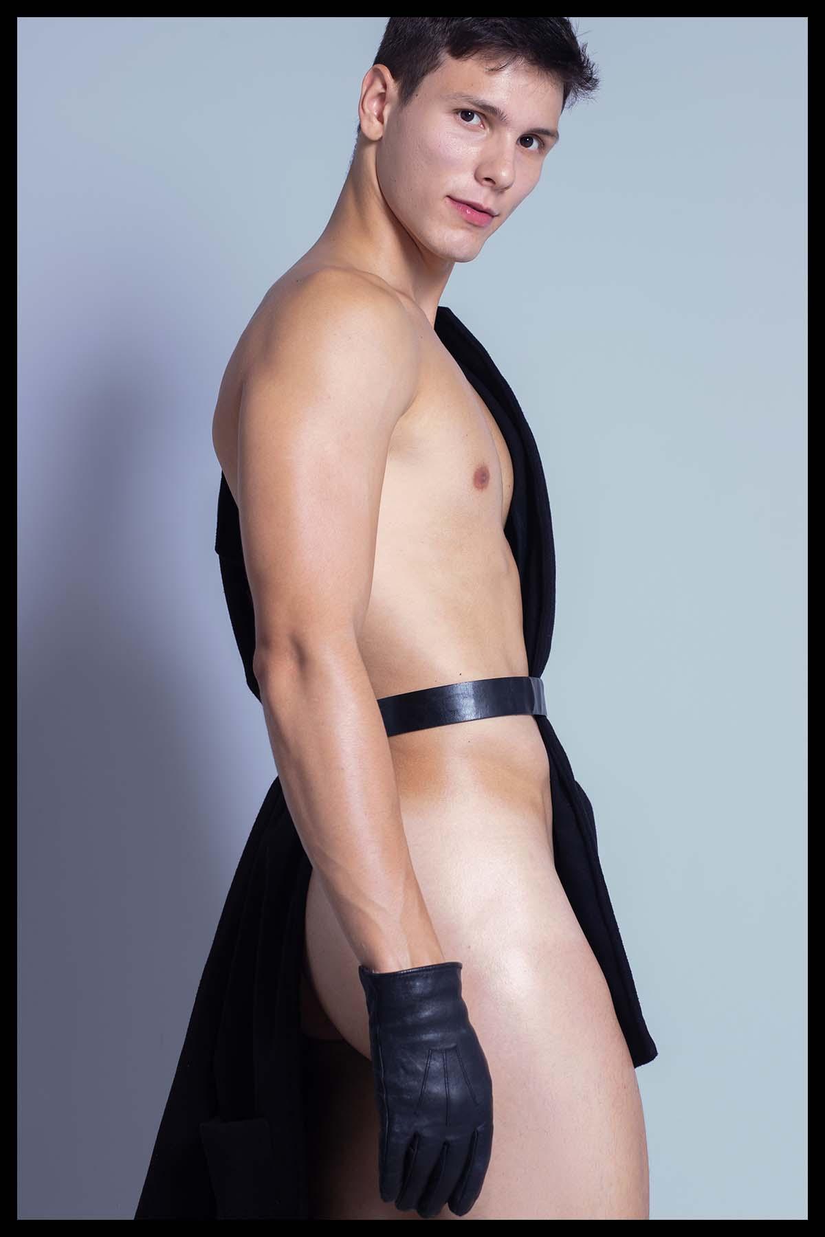 Lucas Bravo by Anderson Silva for Brazilian Male Model