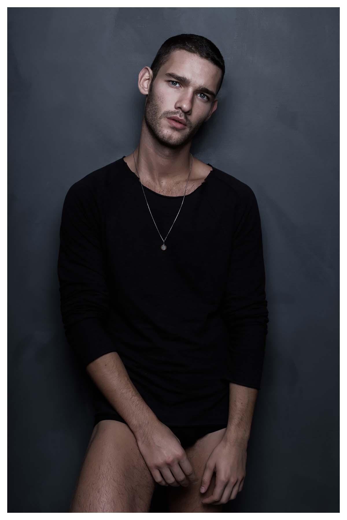Luigi Ficarelli by David Velez for Brazilian Male Model