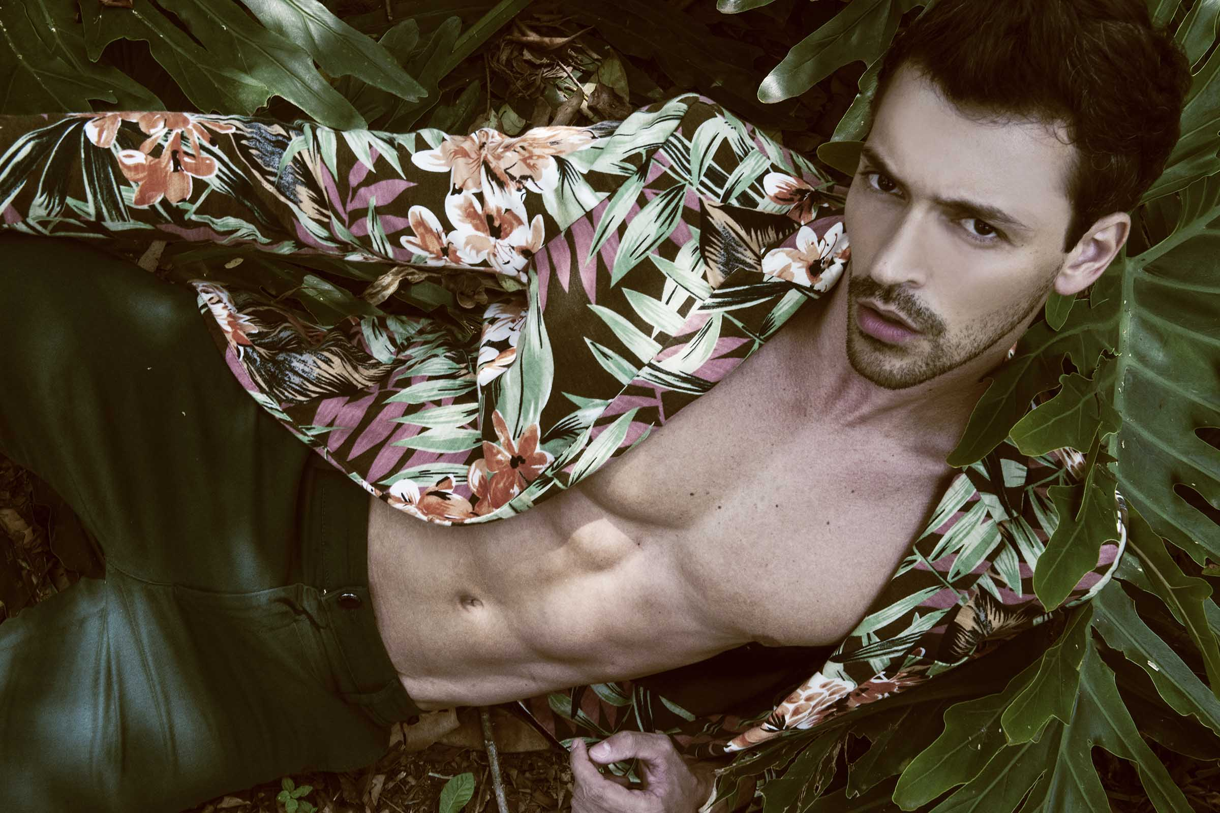 Nicholas Pietro by Rodrigo Marconatto for Brazilian Male Model