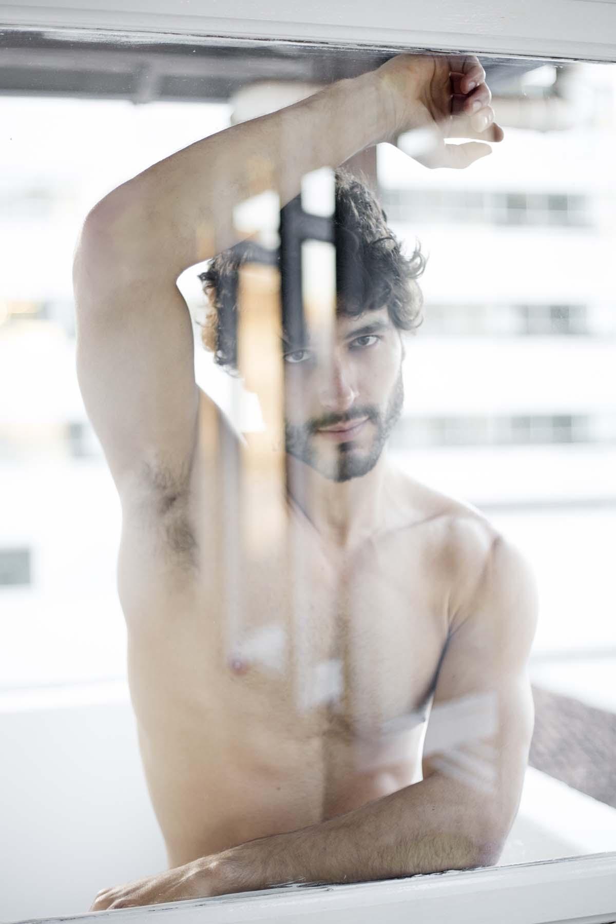 Thiago Sá by Filipe Galgani for Brazilian Male Model