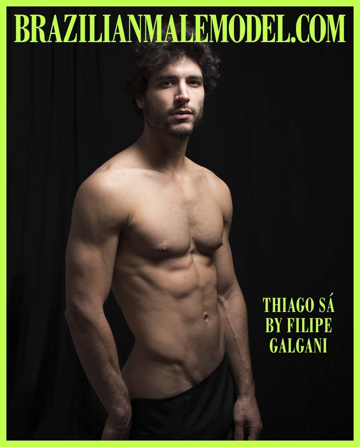 Thiago Sá by Filipe Galgani