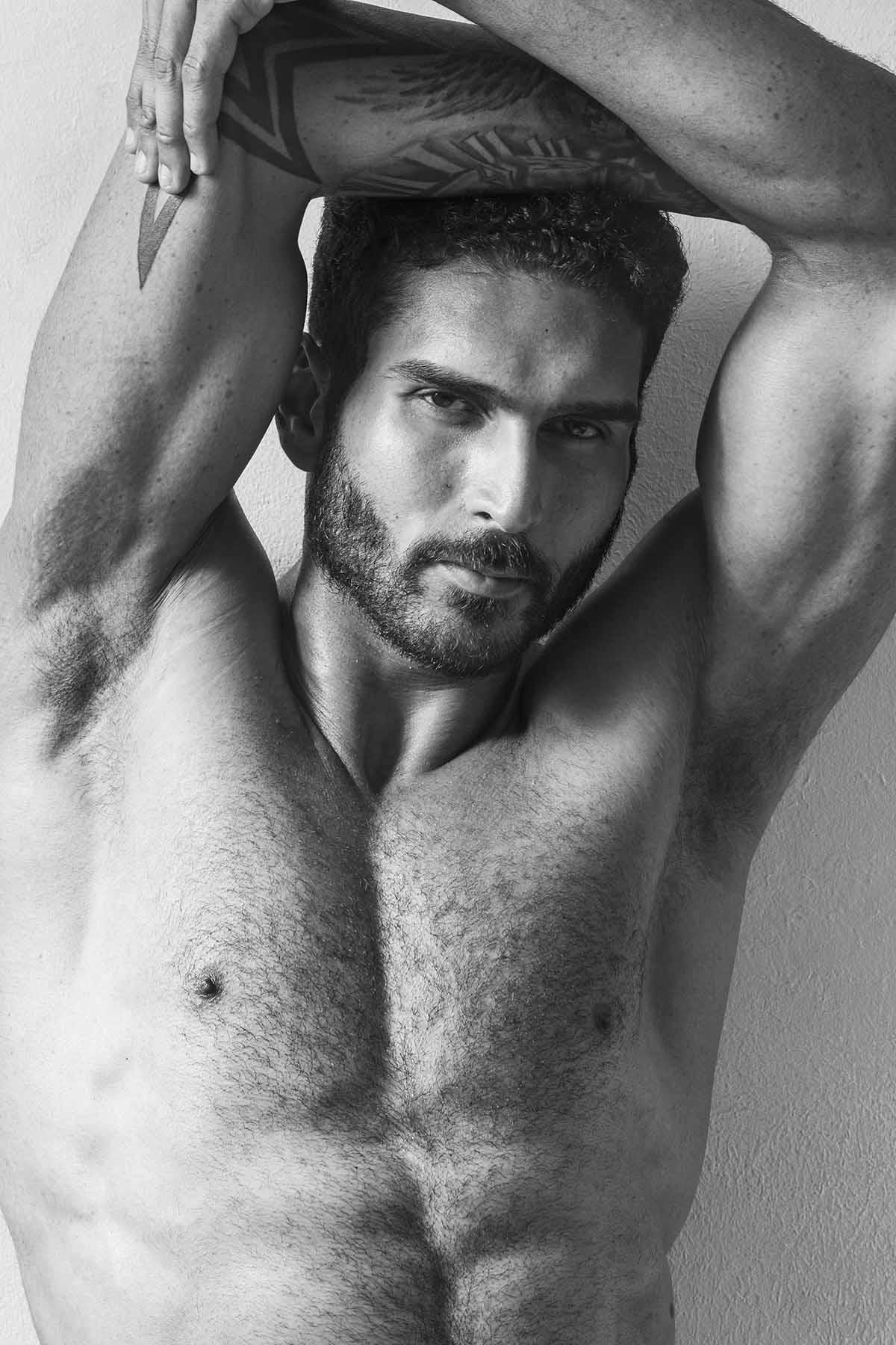 Brenno Pavarini by Fernando Machado for Brazilian Male Model
