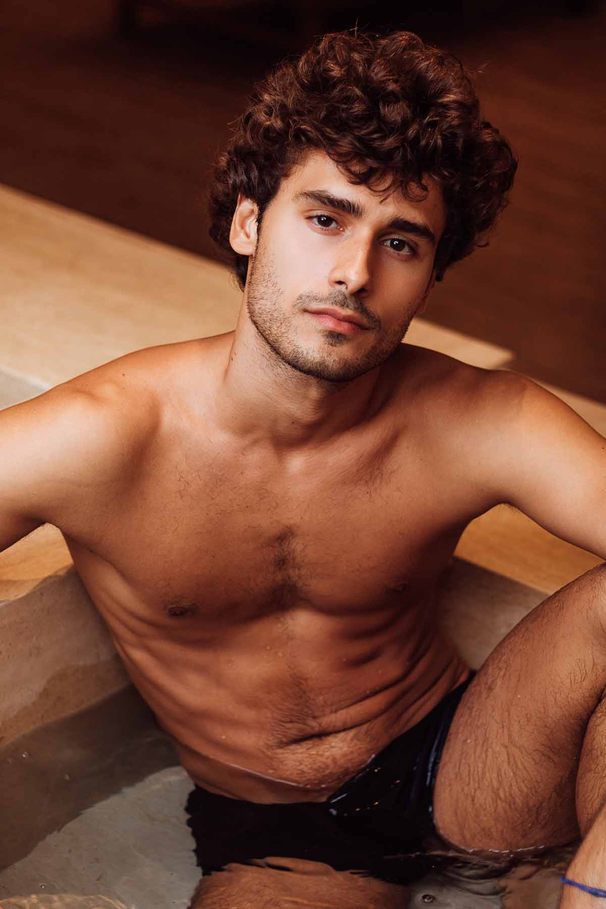 Bruno Peixoto by Rodrigo Almeida for Brazilian Male Model