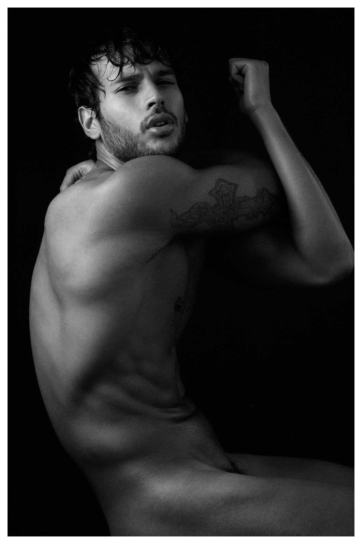 Bruno Rocha by Carlos Mora for Brazilian Male Model