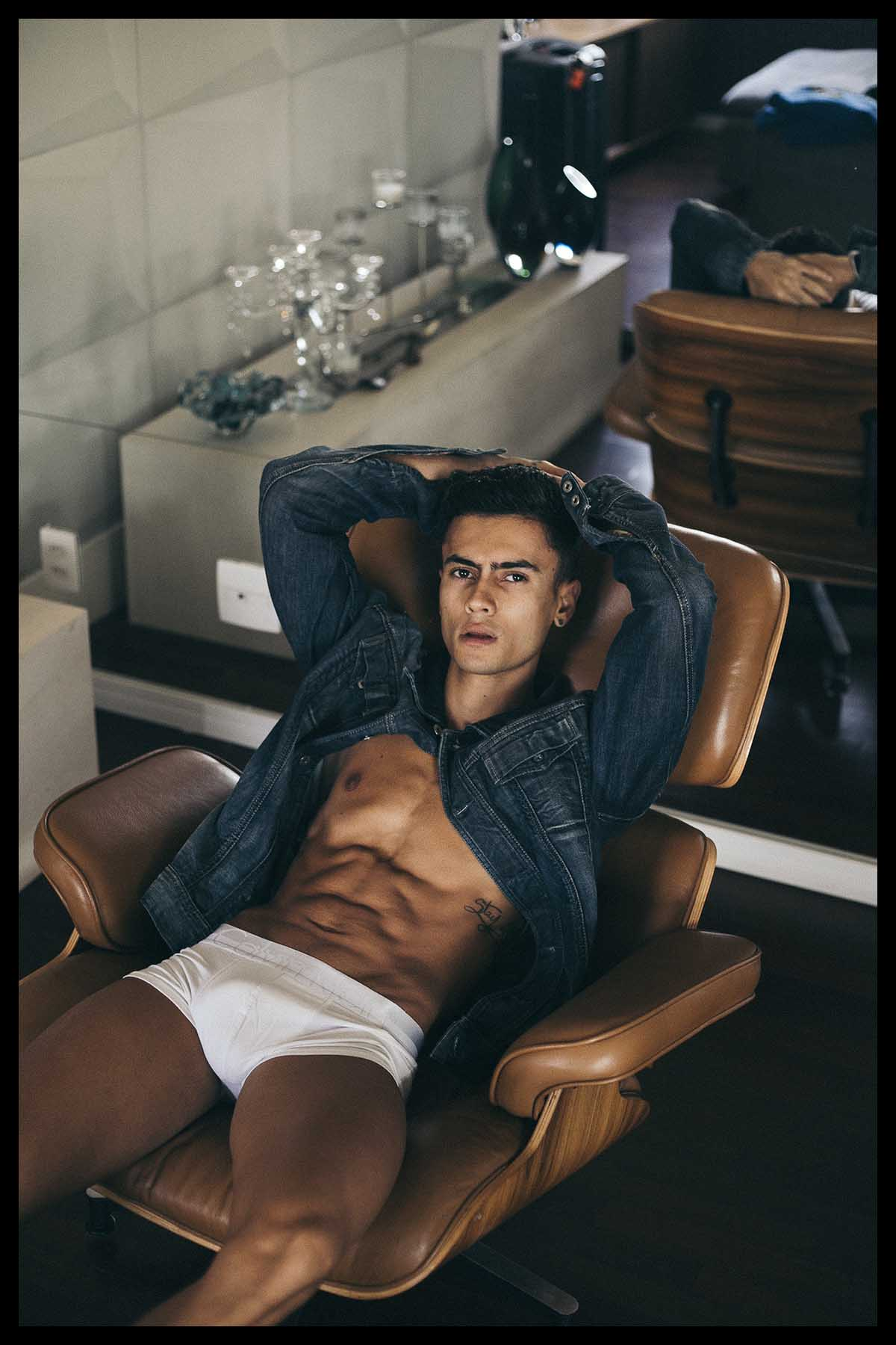 Douglas Mello by Vinicius Costa for Brazilian Male Model