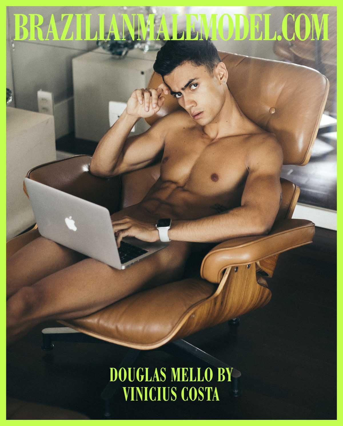 Douglas Mello by Vinicius Costa