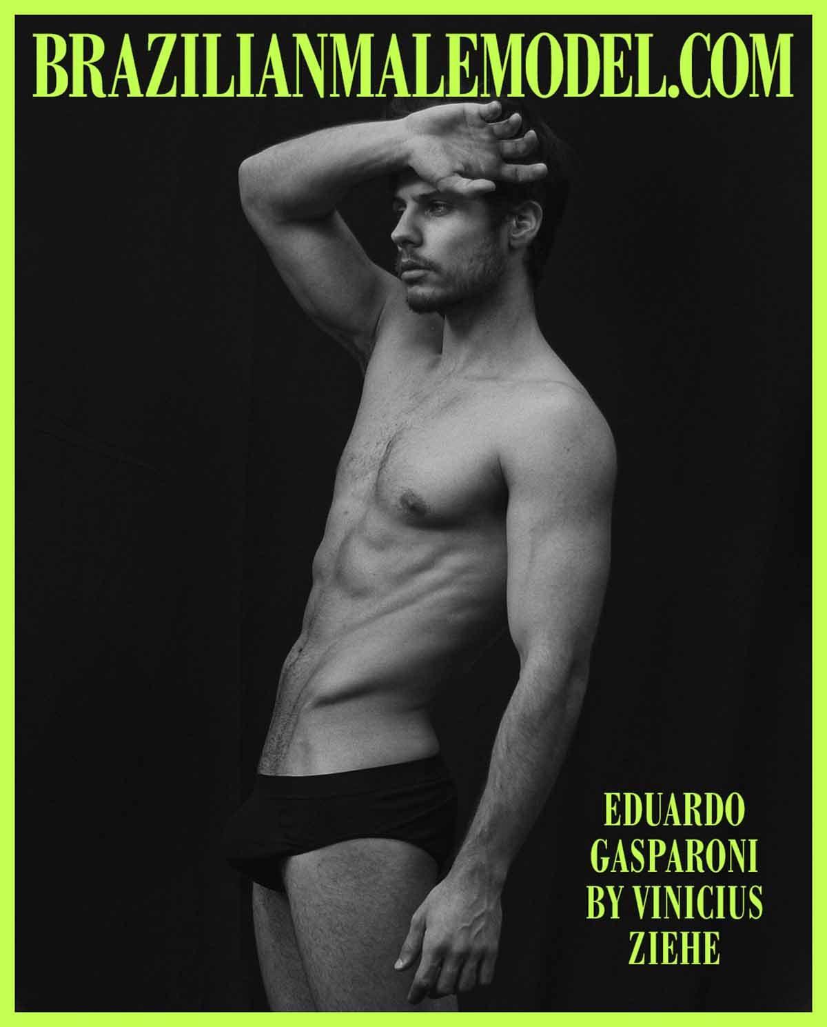 Eduardo Gasparoni by Vinicius Ziehe