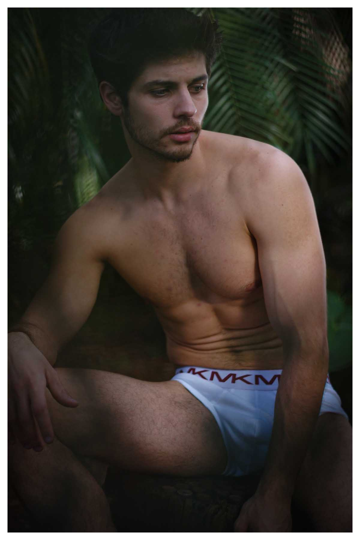 Eduardo Gasparoni by Vinicius Ziehe for Brazilian Male Model