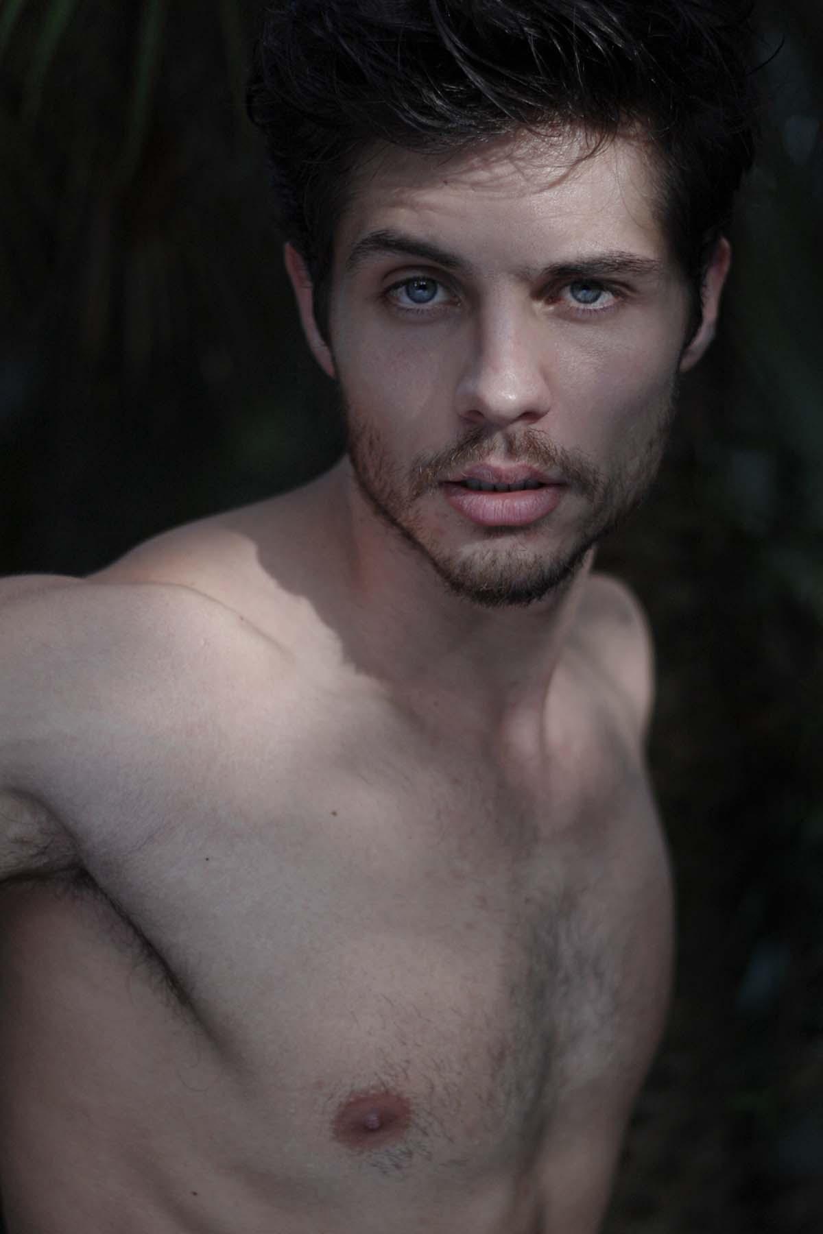 Eduardo Gasparoni by Vinicius Ziehe for Brazilian Male Model