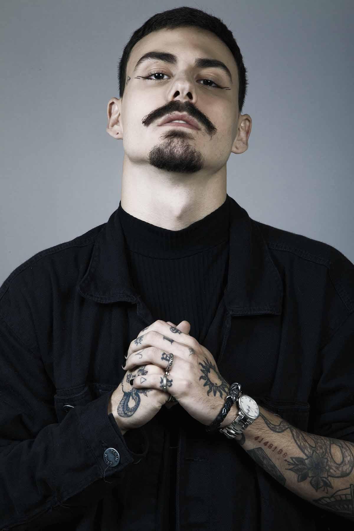 Gabriel Espanhol by Matheus Muraca for Brazilian Male Model