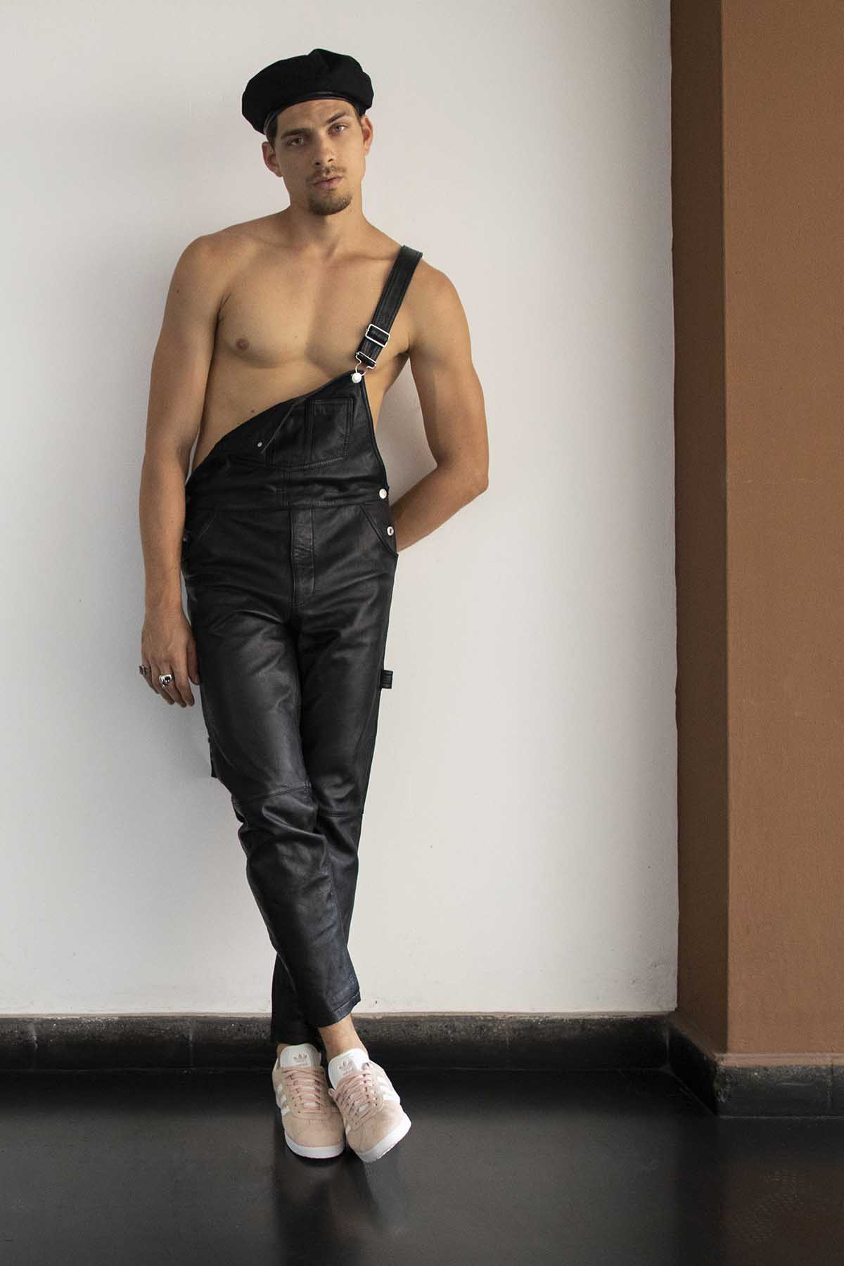 Gleiderson Gasparrini by Cesar Mansilla Sailer for Brazilian Male Model