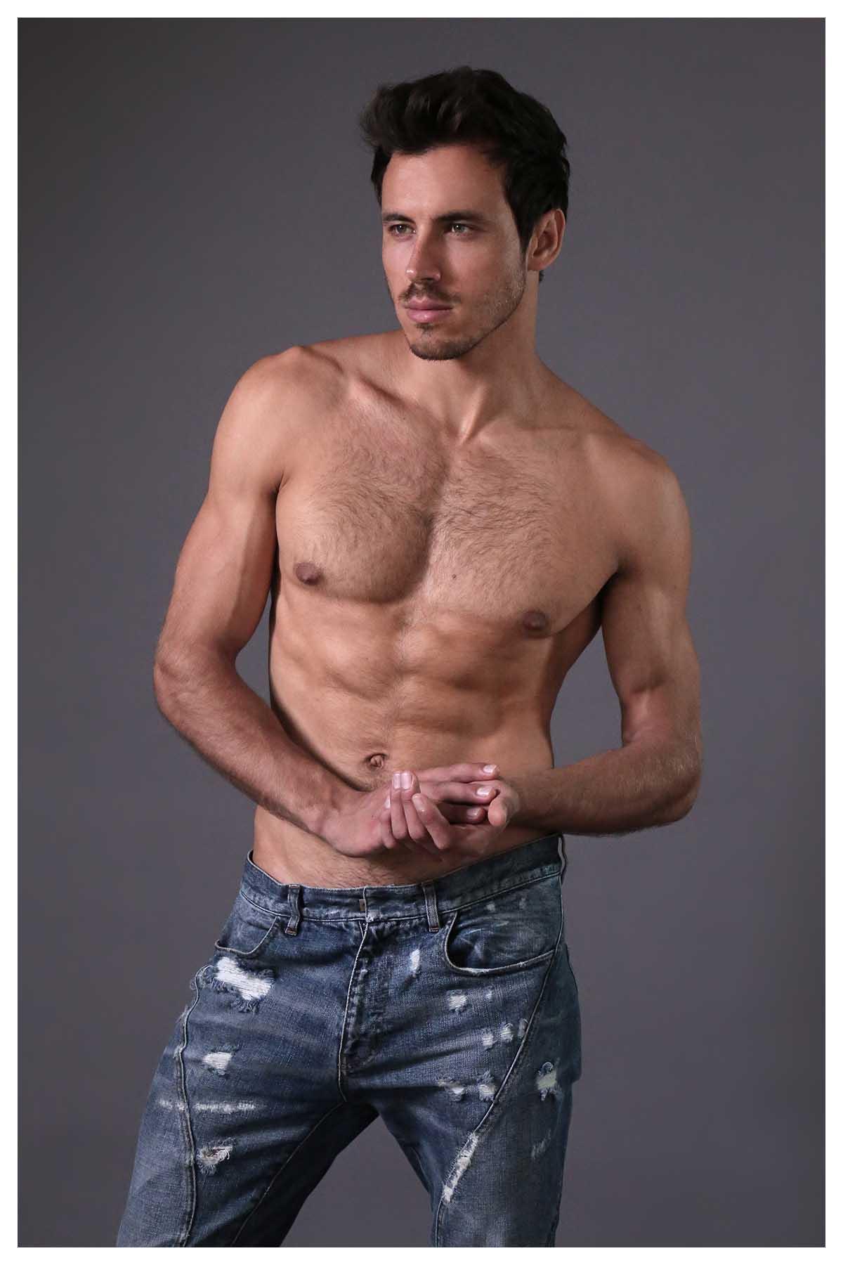 Marcio Gzechnik by Marcio Neves for Brazilian Male Model