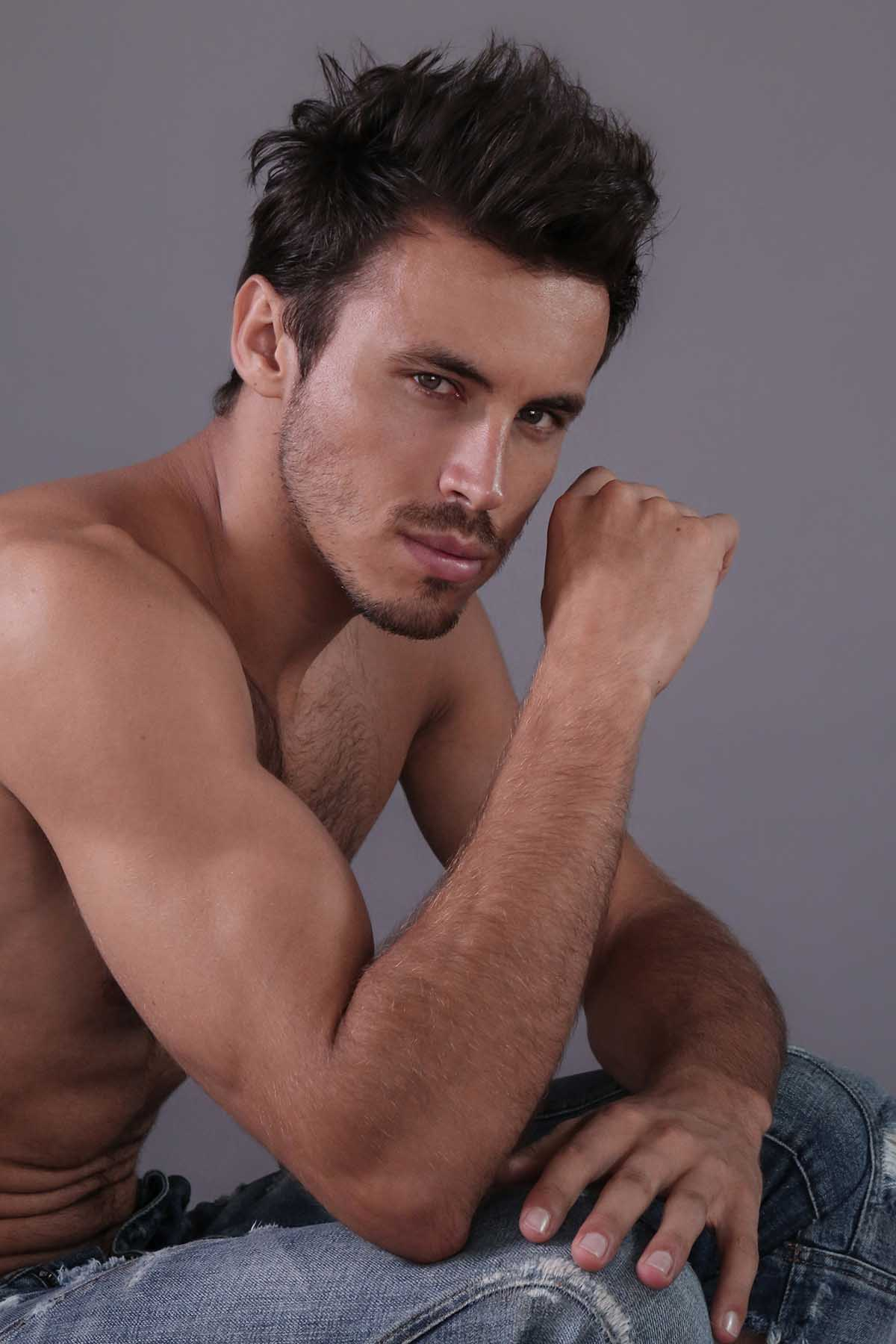 Marcio Gzechnik by Marcio Neves for Brazilian Male Model