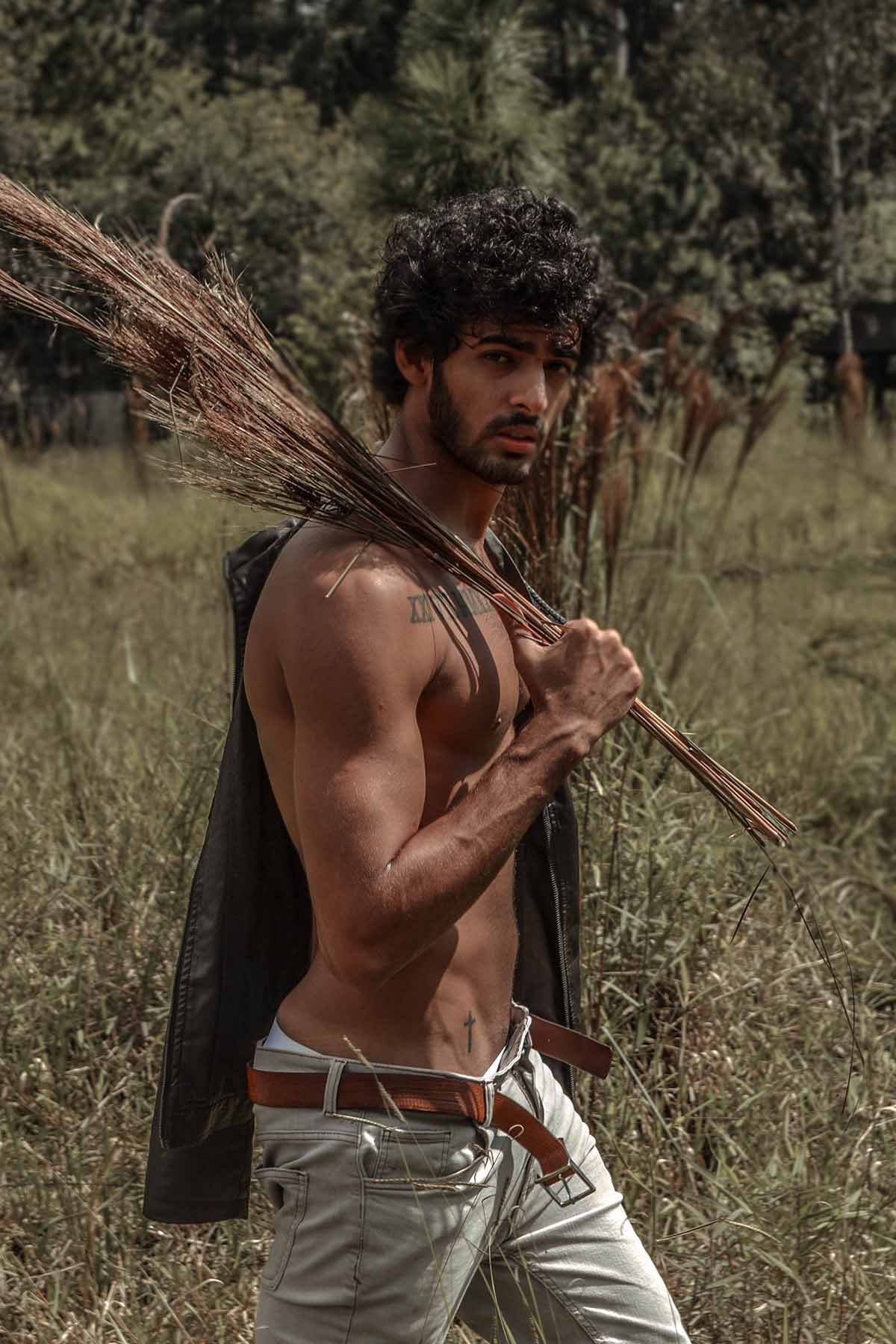 Caio Andrade by Raul Felipe Rodrigues for Brazilian Male Model