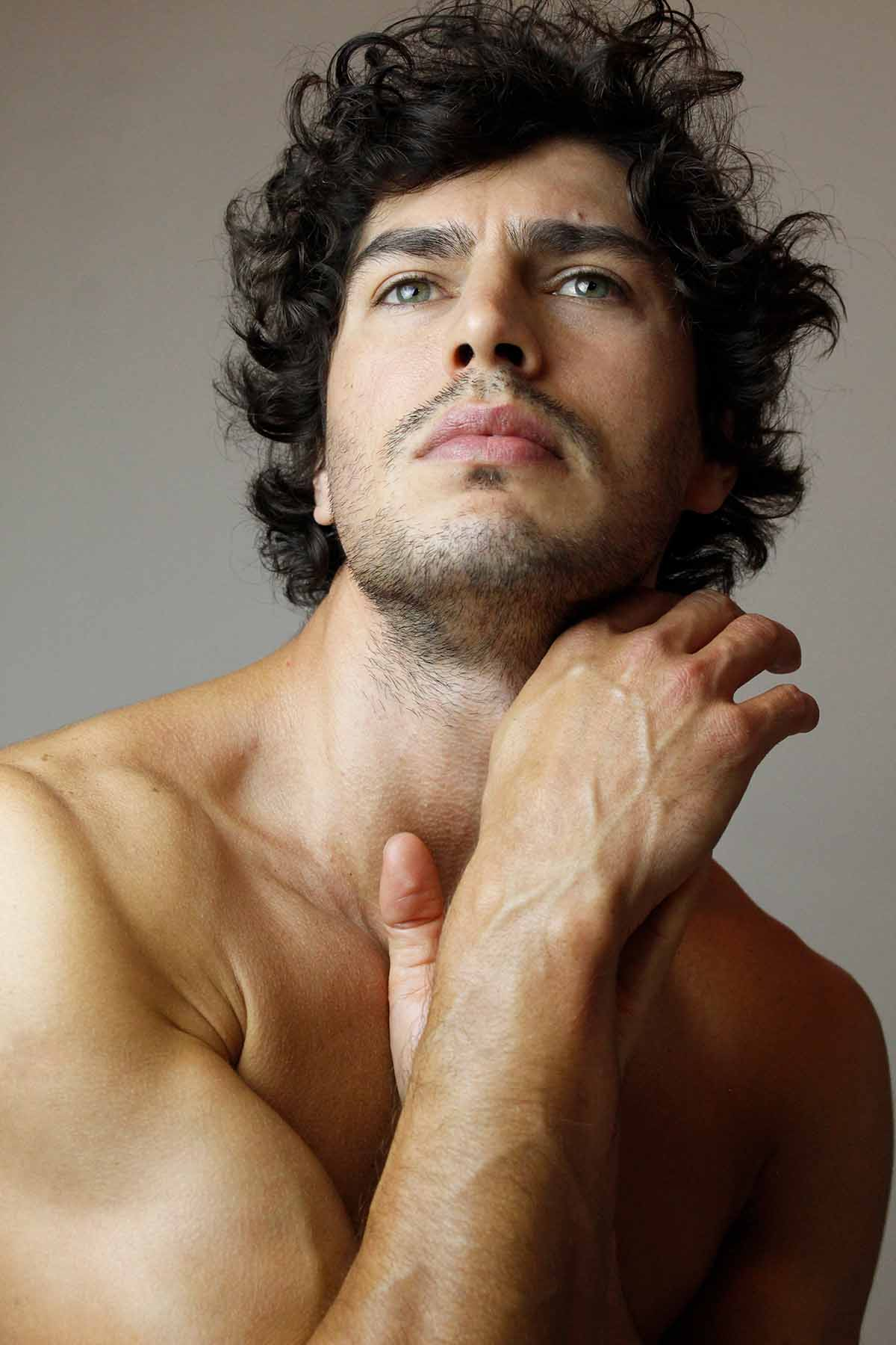 Dego Ferreira by Carlos Mora for Brazilian Male Model