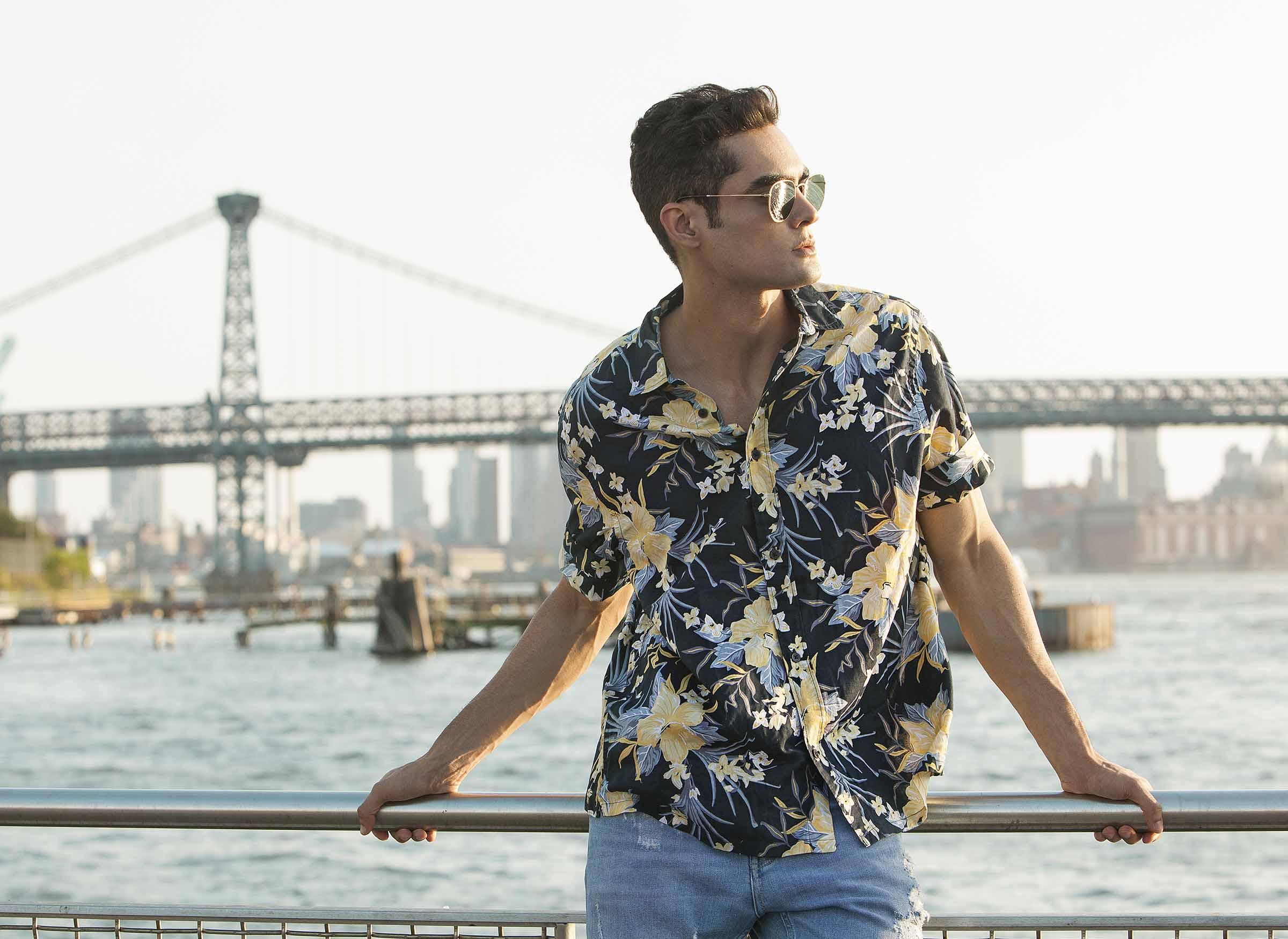Felipe Santos by Giulio Cunico for Brazilian Male Model