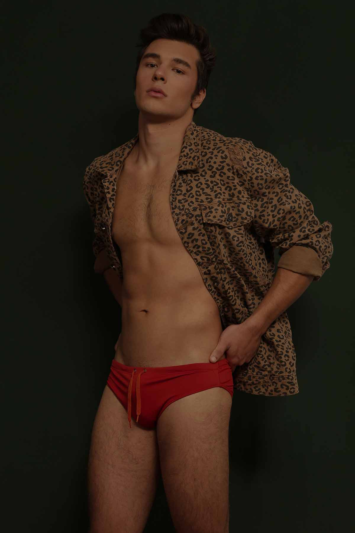 Francisco do Valle by Bruno Barreto for Brazilian Male Model