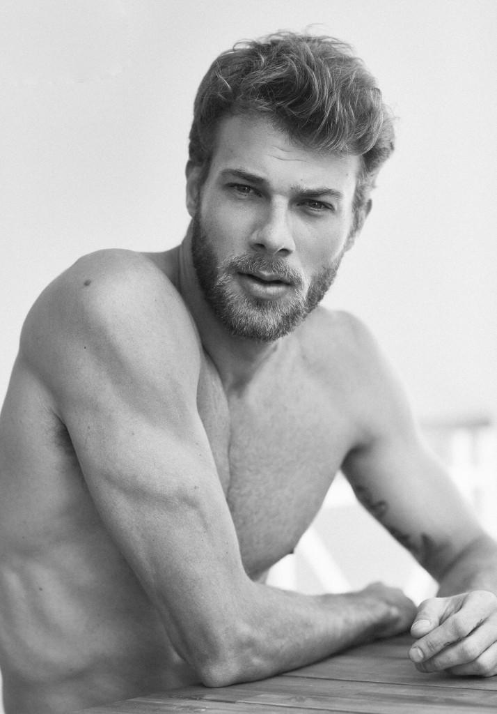 Guilherme Kulnig by Henrique Falci for Brazilian Male Model