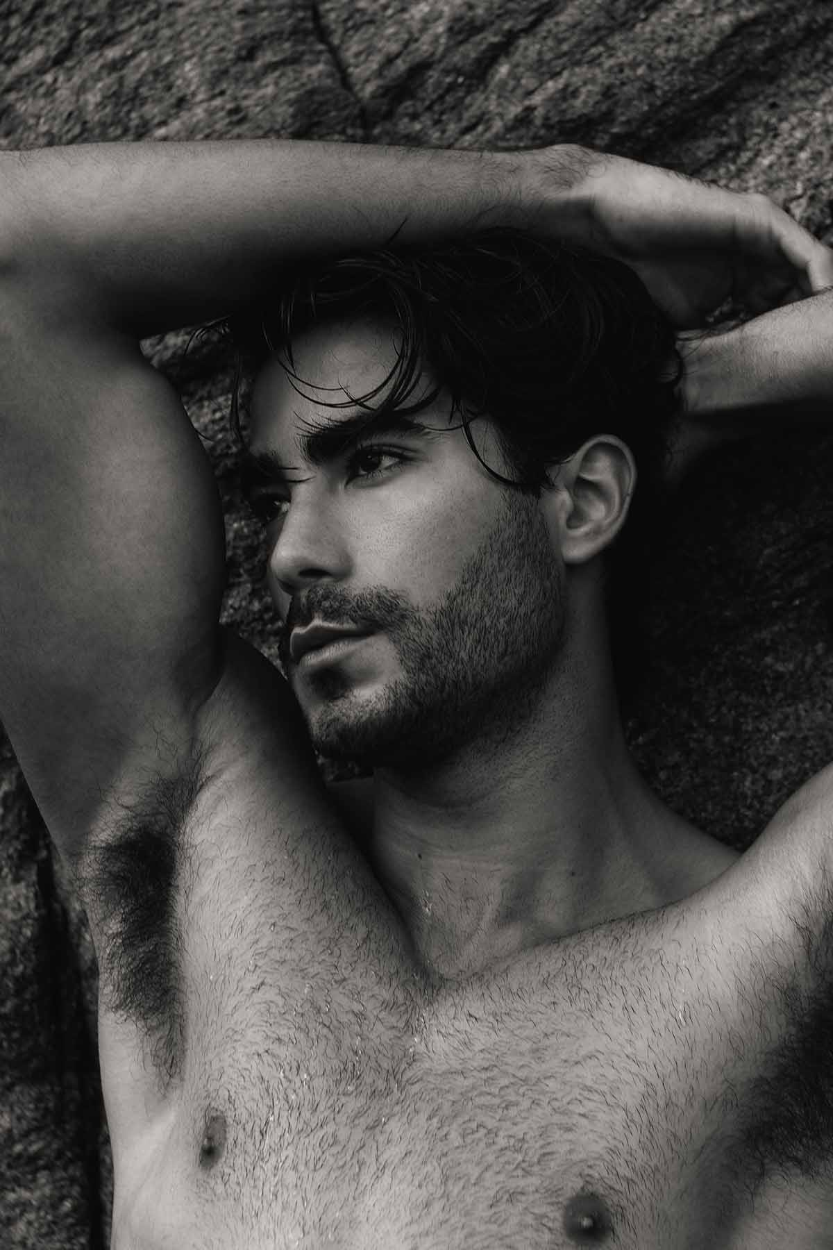 João Lima by David Aldea for Brazilian Male Model