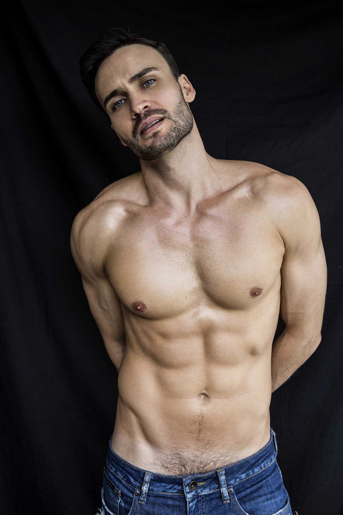 Jonas Seidler by Gilson de Rezende for Brazilian Male Model