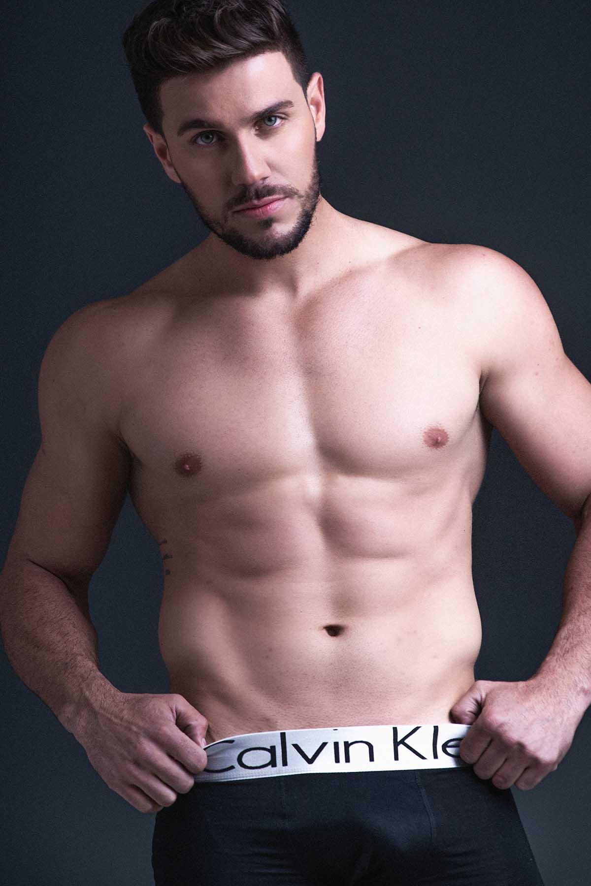 Juiliam Ferracioli by Leandro Ramos for Brazilian Male Model