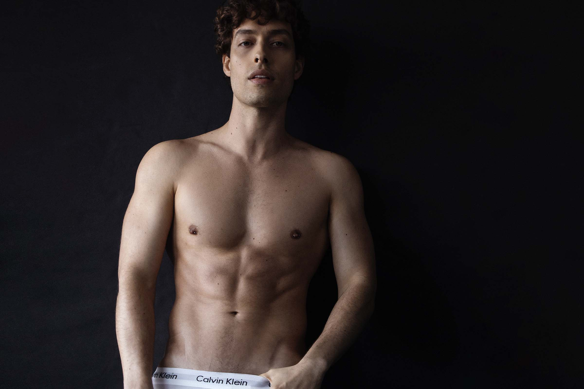 Lucas Silvestre by Rick Day for Brazilian Male Model